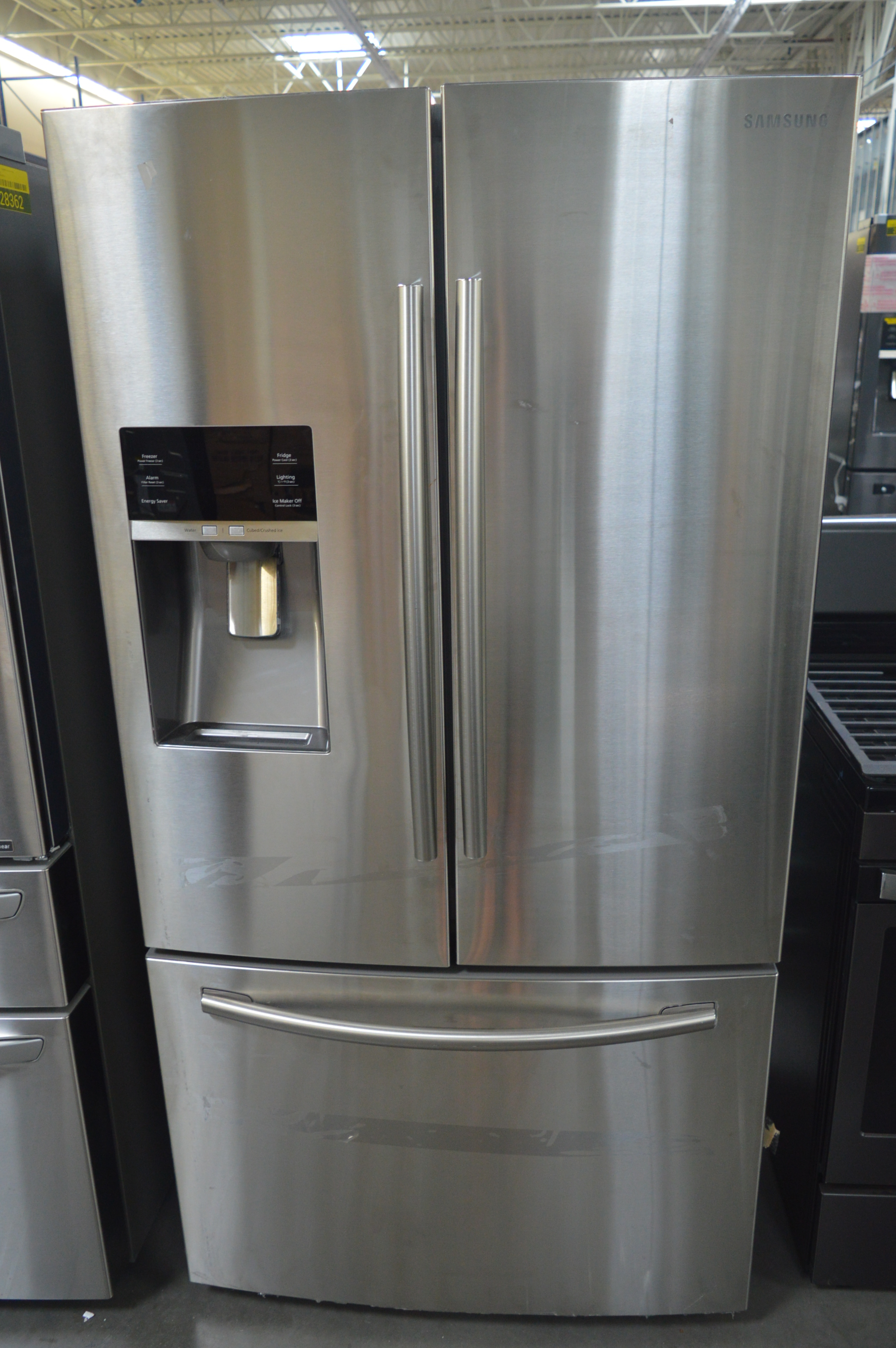Samsung RF28HFEDTSR French Door Refrigerator Stainless