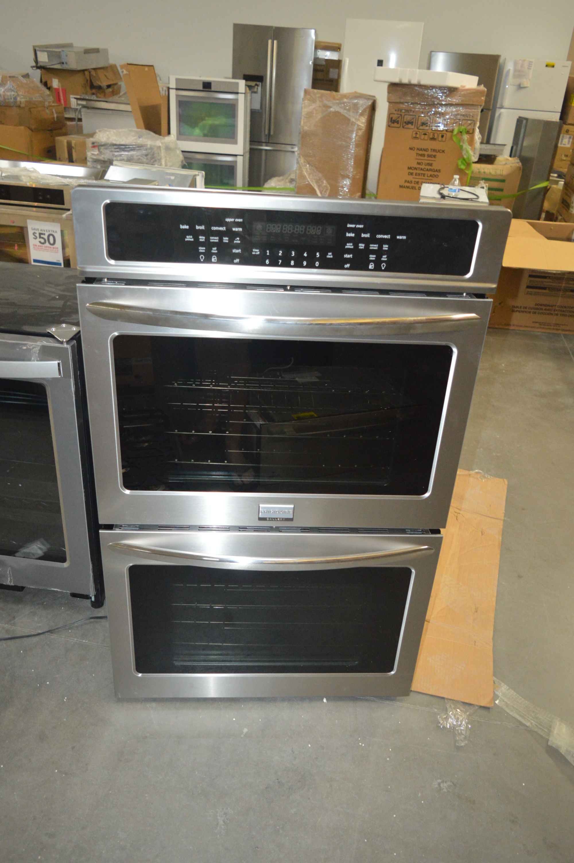 Frigidaire FGET3065PFF Double Wall Oven Stainless #29277
