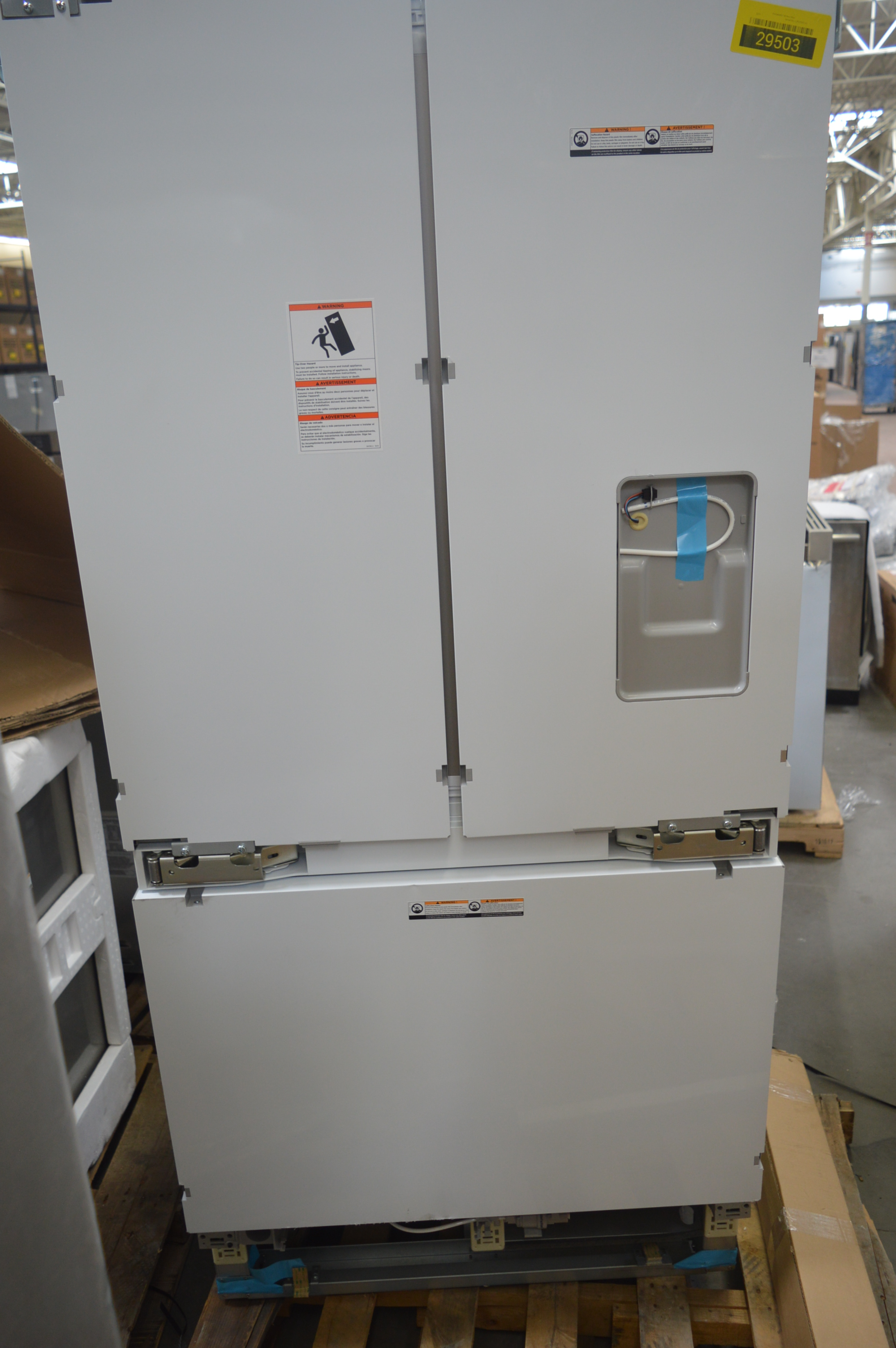 DCS RS36A80UC1 French Door Refrigerator #28595