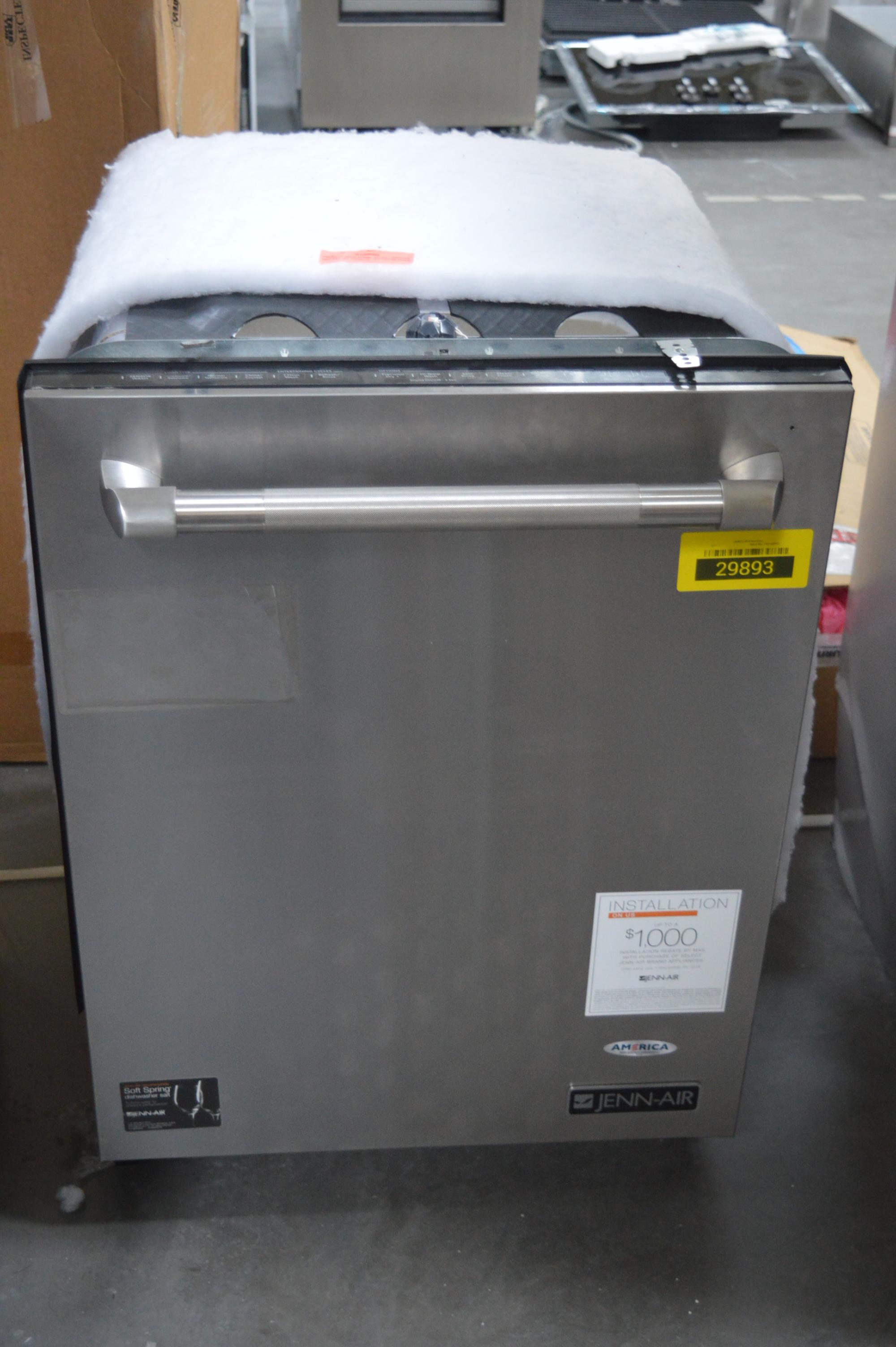 Jenn-Air Pro JDB9800CWP 24