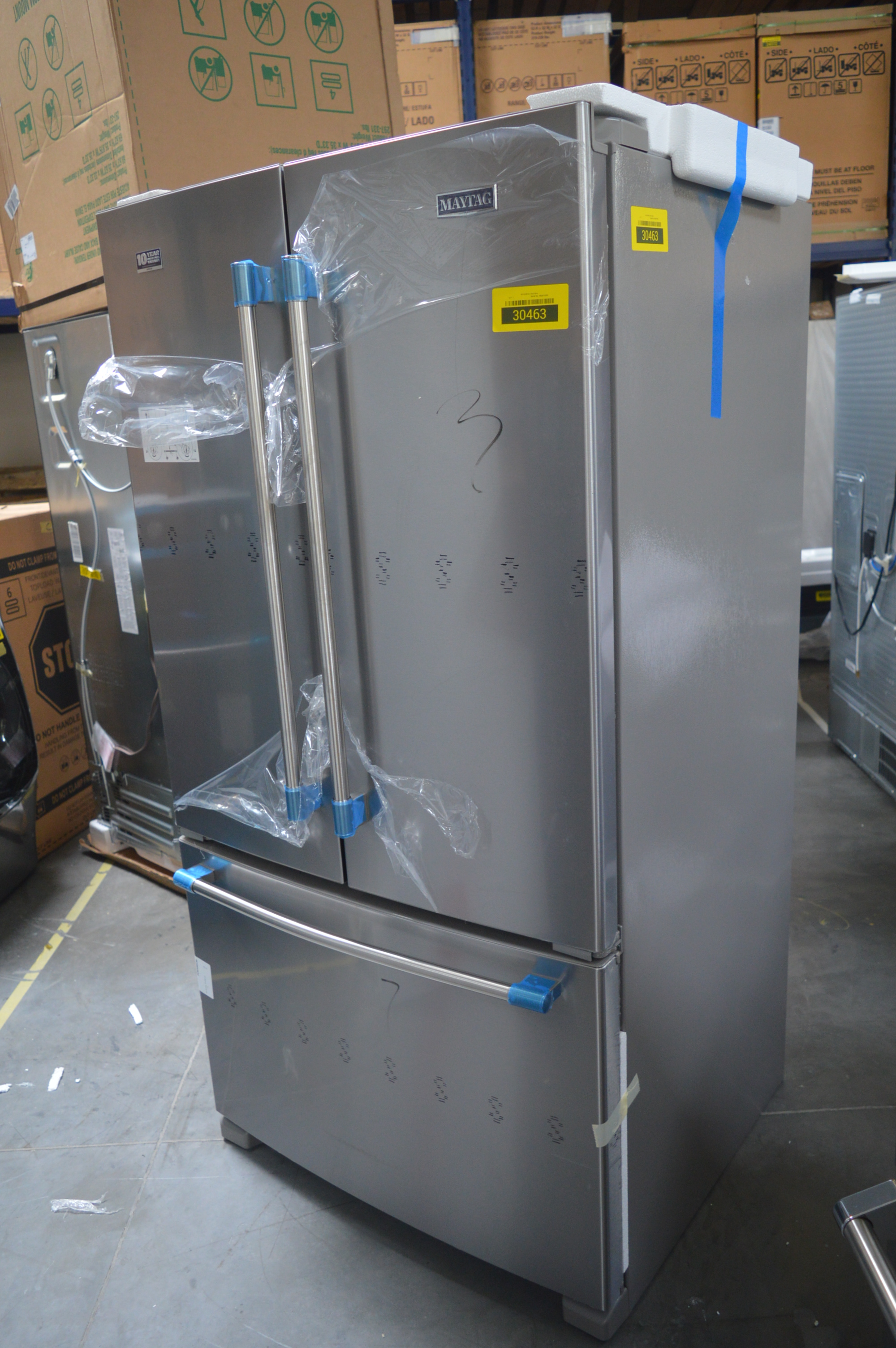 Maytag MFF2558FEZ French Door Refrigerator Stainless
