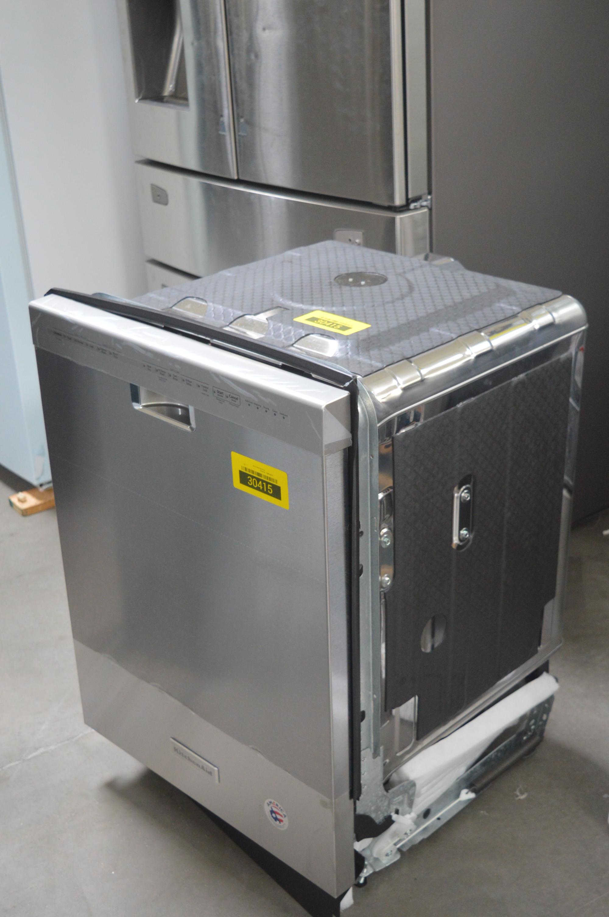 KitchenAid KDFE104DSS Full Console Dishwasher Stainless