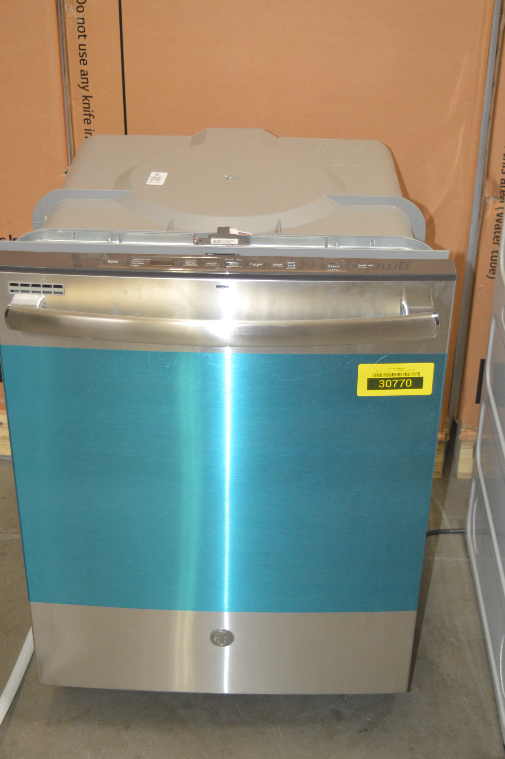 GE GDT545PSJSS Fully Integrated Dishwasher Stainless