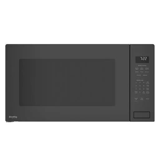 GE PEB7227DLBB Counter Top Microwave Black