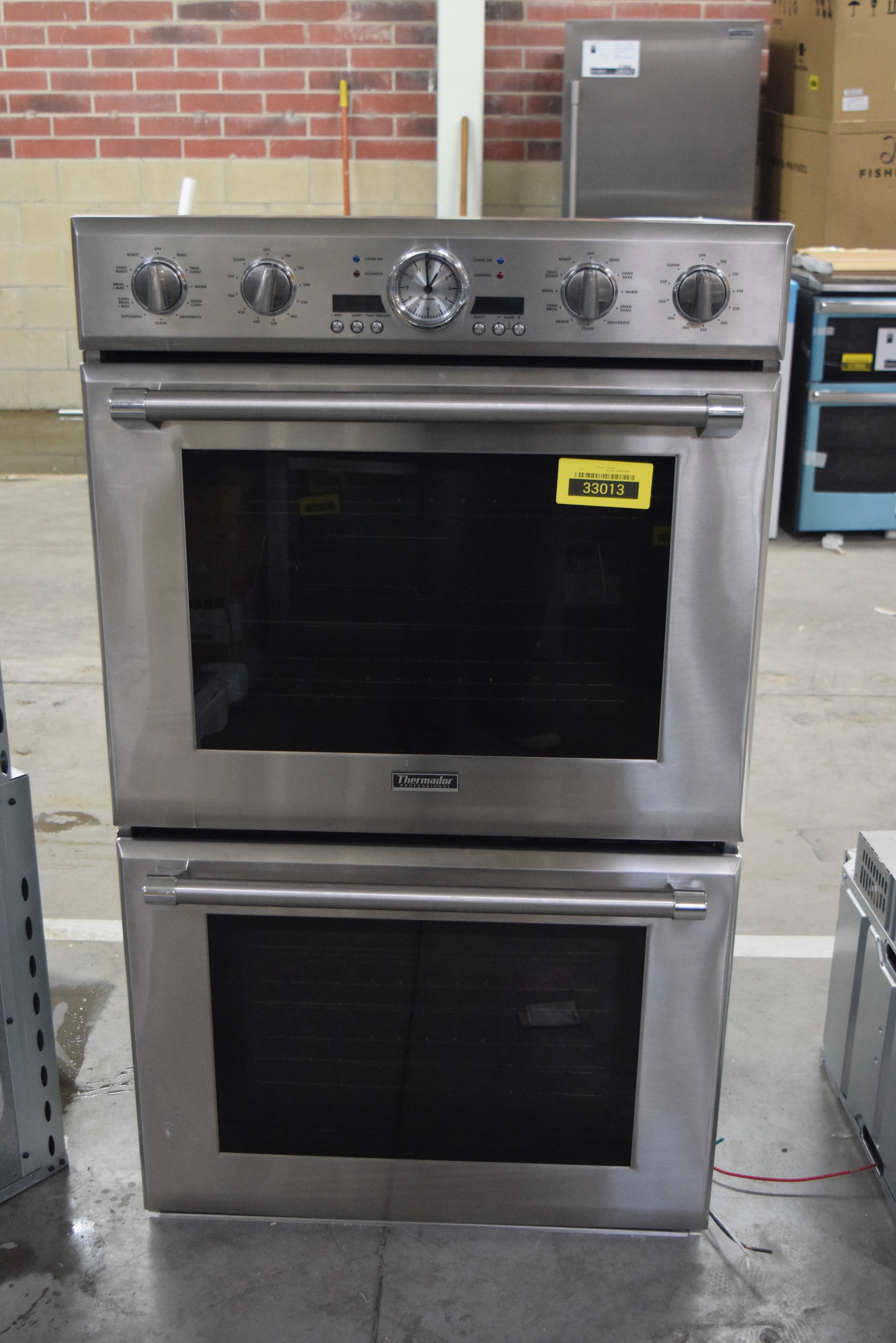 Thermador PODC302J Double Wall Oven Stainless