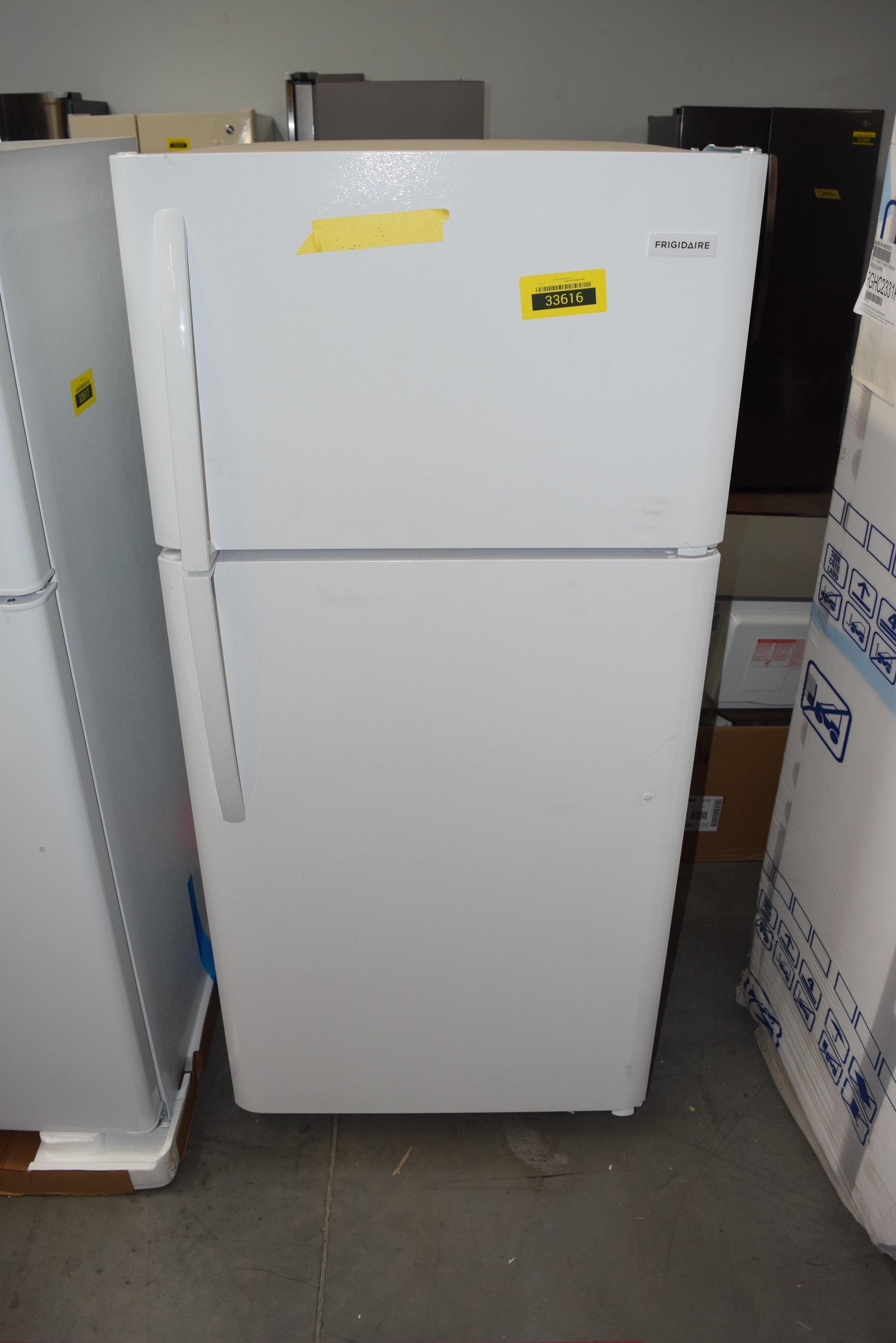 Frigidaire FFTR1814TW Top-Freezer Refrigerator White