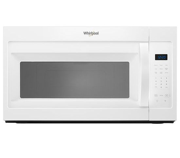 Whirlpool WMH31017HW Over-The-Range Microwave White