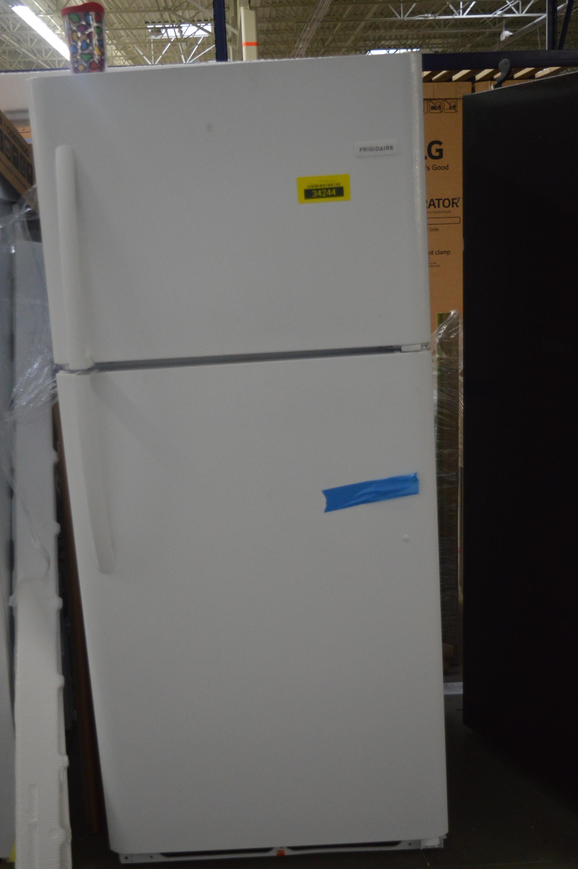 Frigidaire FFTR2021TW Top-Freezer Refrigerator White
