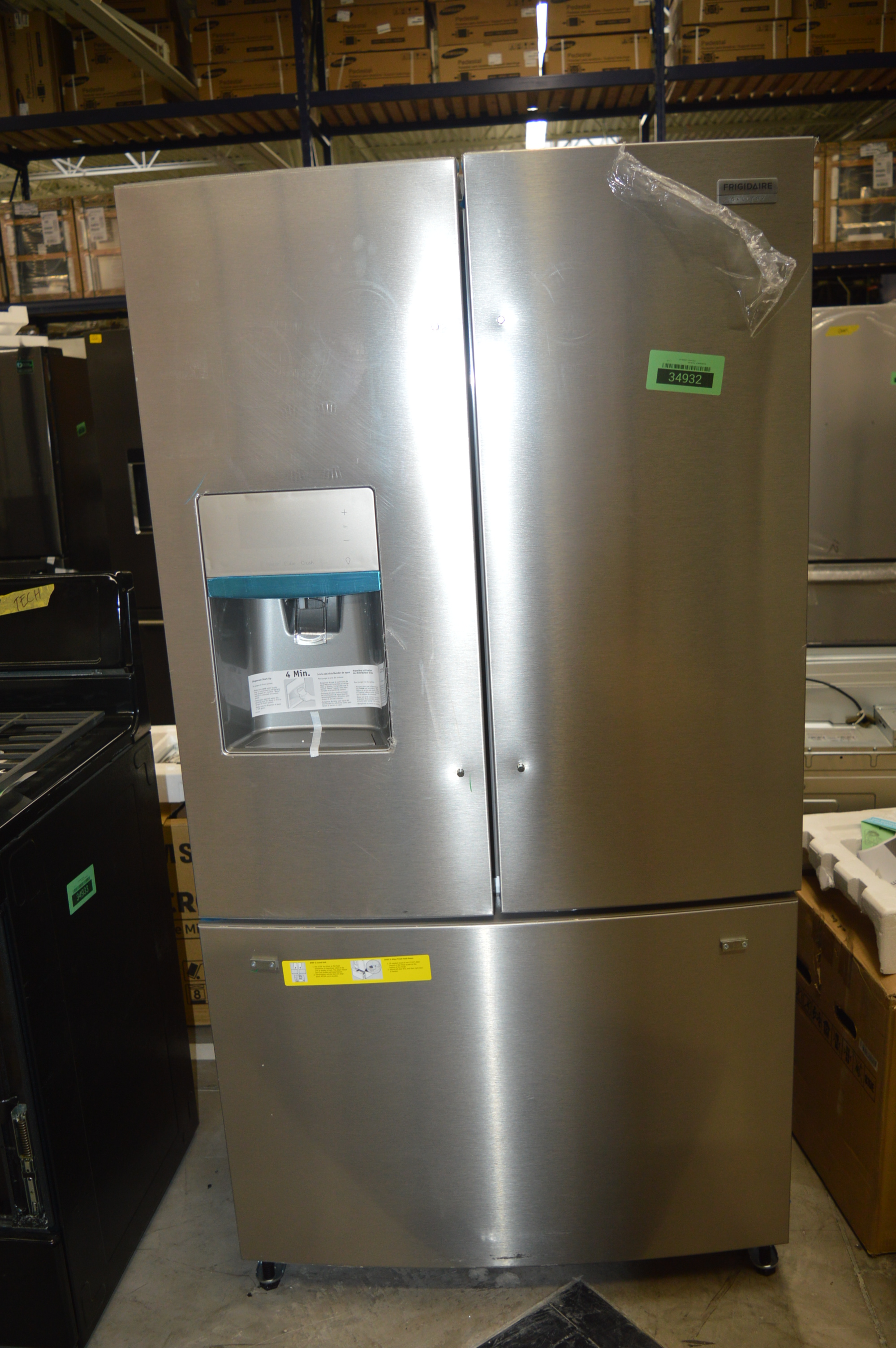 Frigidaire LGHB2869TF French Door Refrigerator Stainless