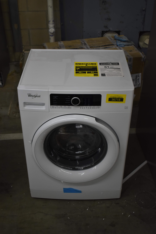 Whirlpool WFW3090GW 24