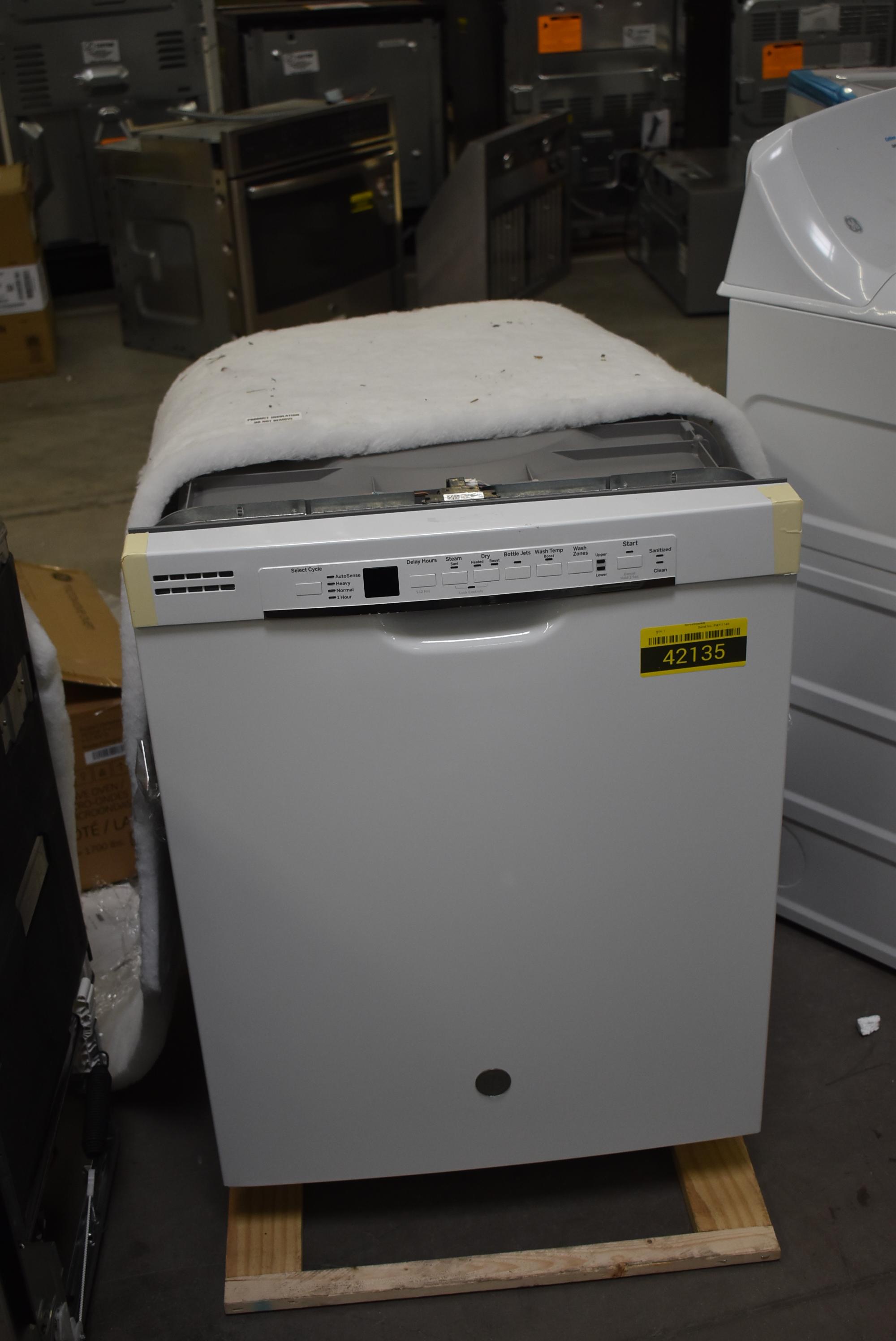 GE Hybrid  GDF640HGMWW 24