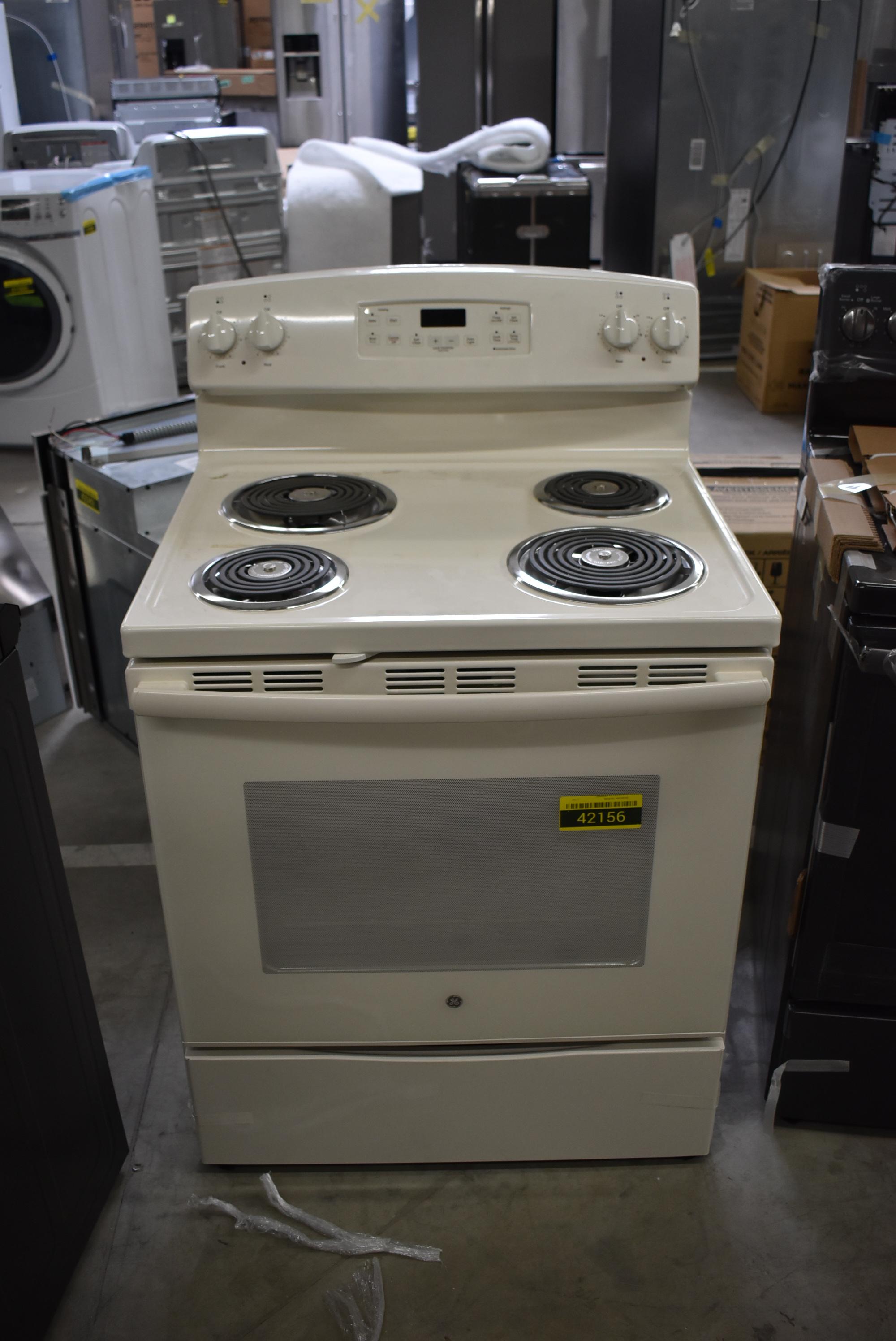 GE JB258DMCC 30