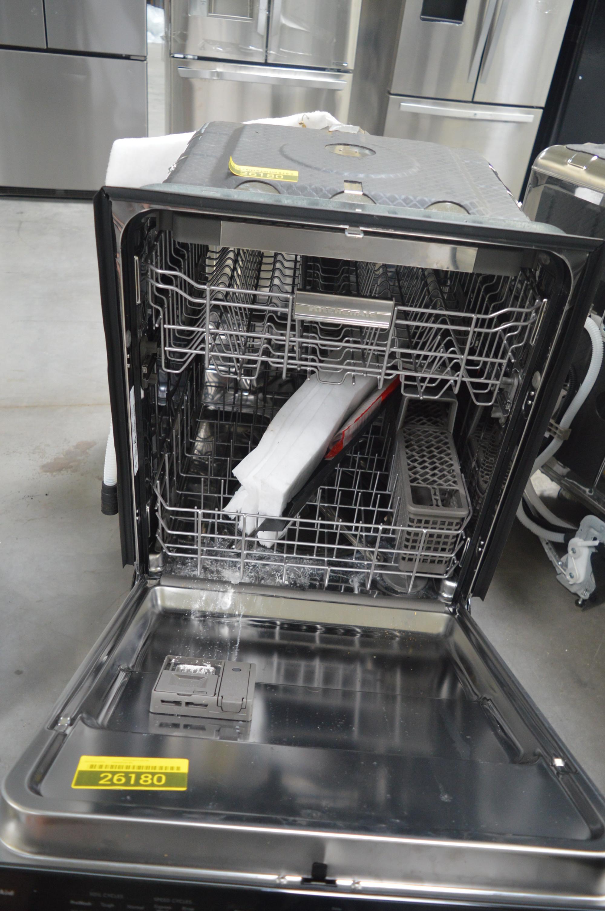 Kitchenaid Kdpe234gps 24 Stainless Fully Integrated Dishwasher Nob 26180 Mad