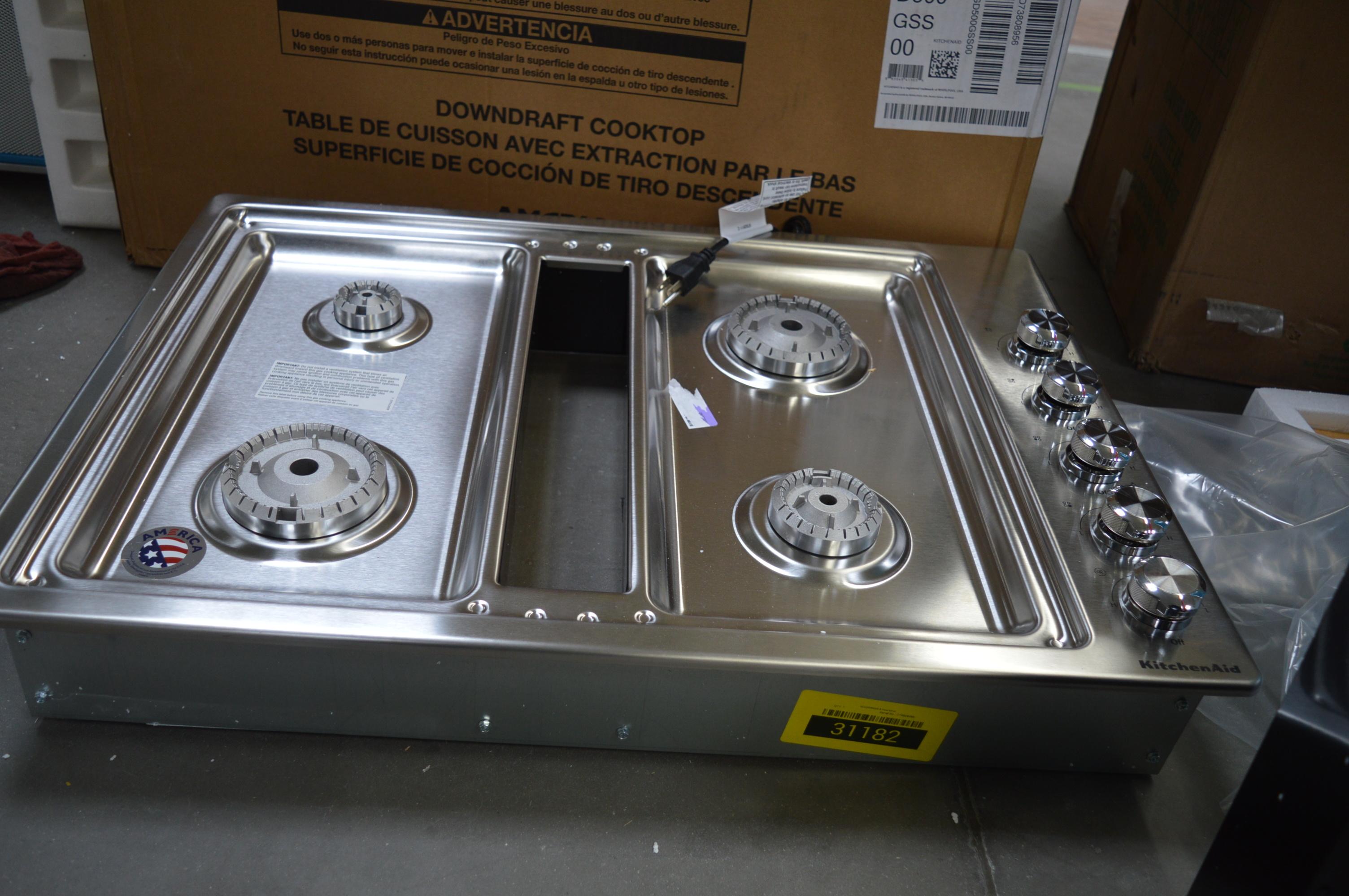 KitchenAid KCGD500GSS 30