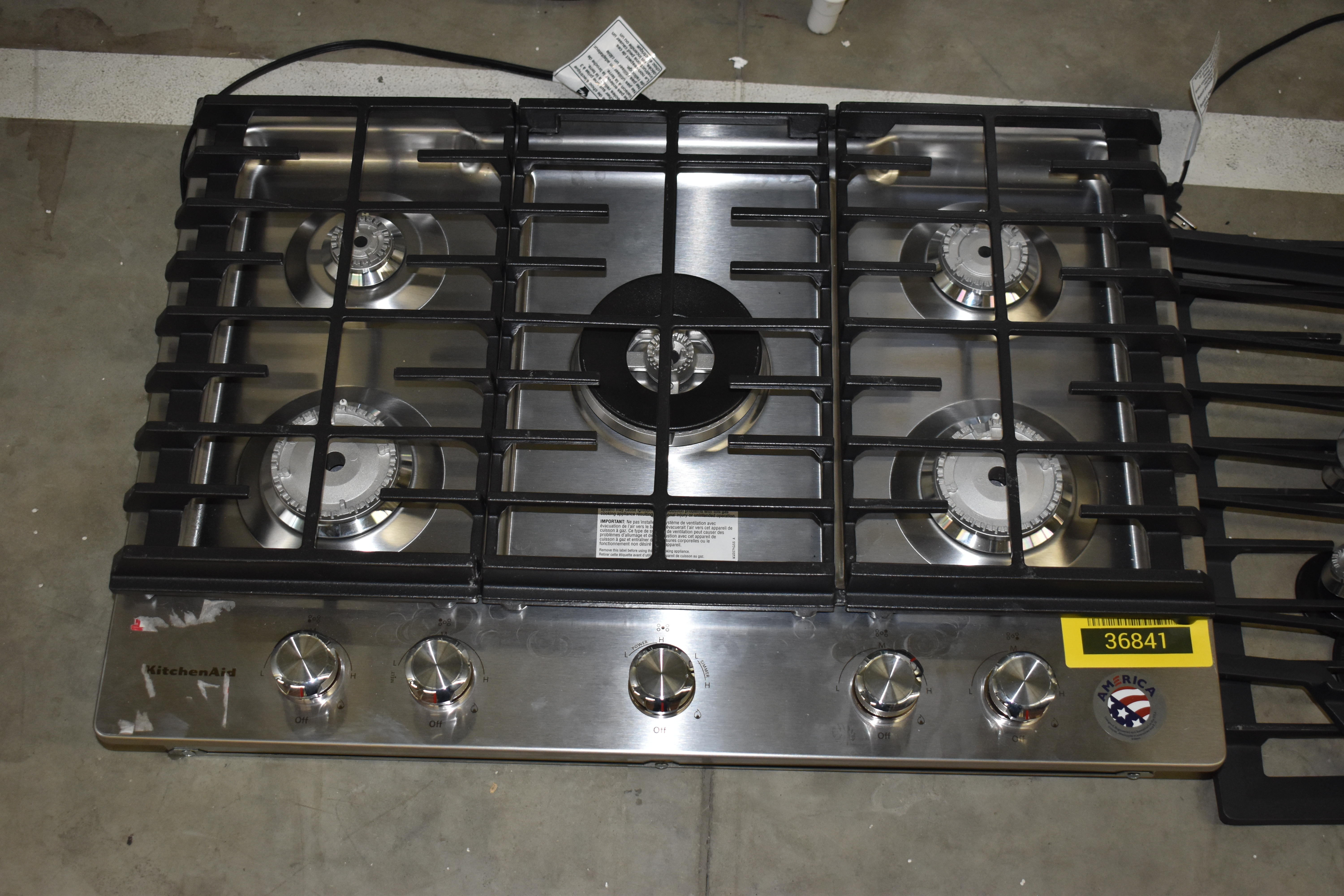 KitchenAid KCGS550ESS 30