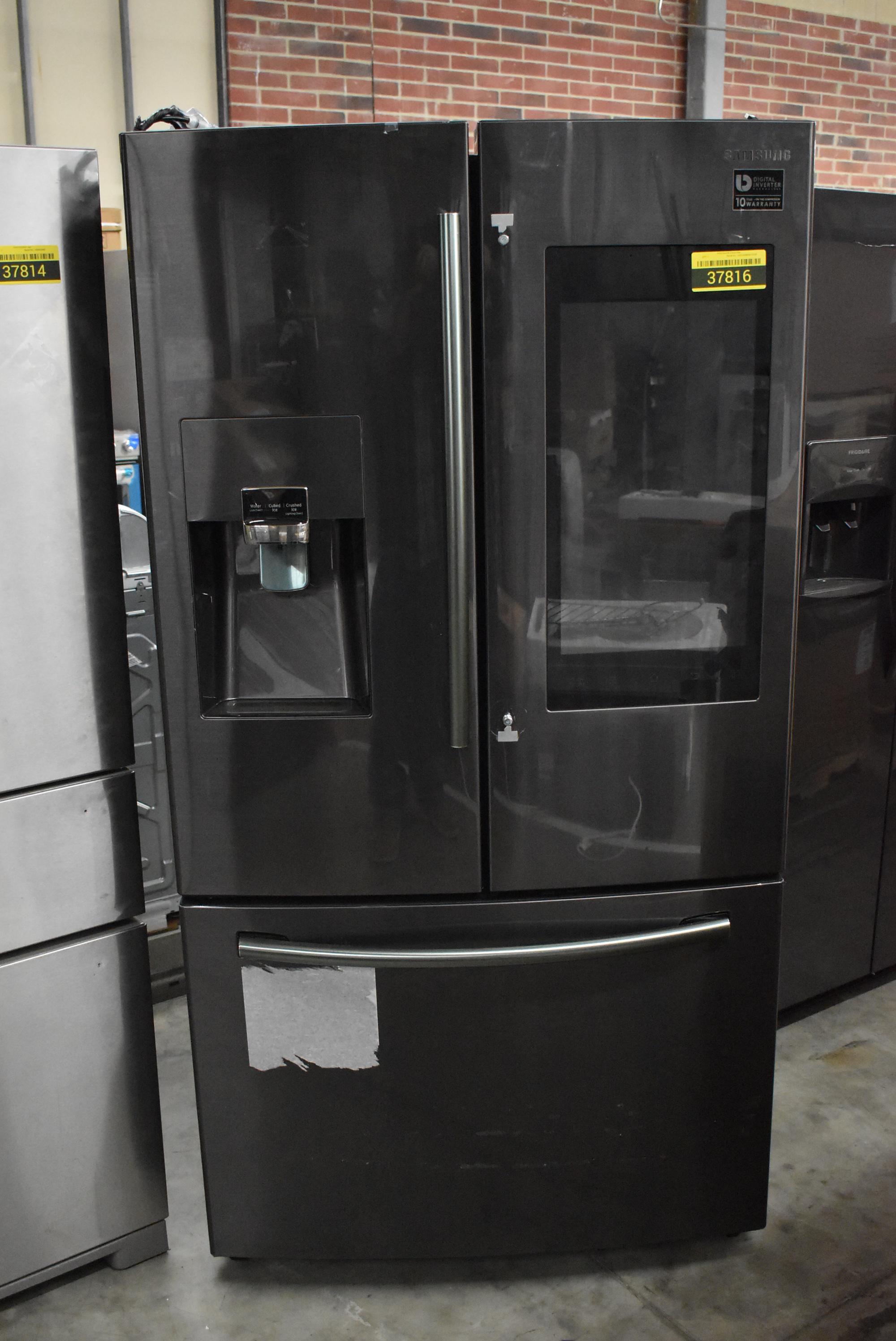Samsung RF265BEAESG 36