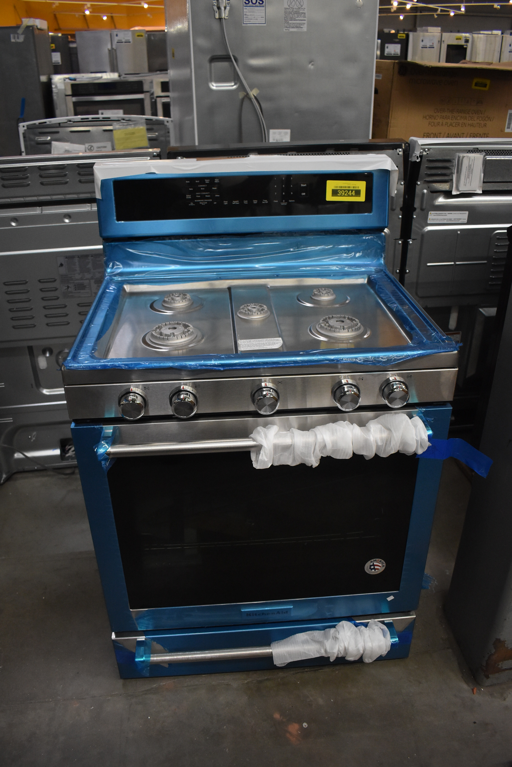 KitchenAid KFGS530ESS 30