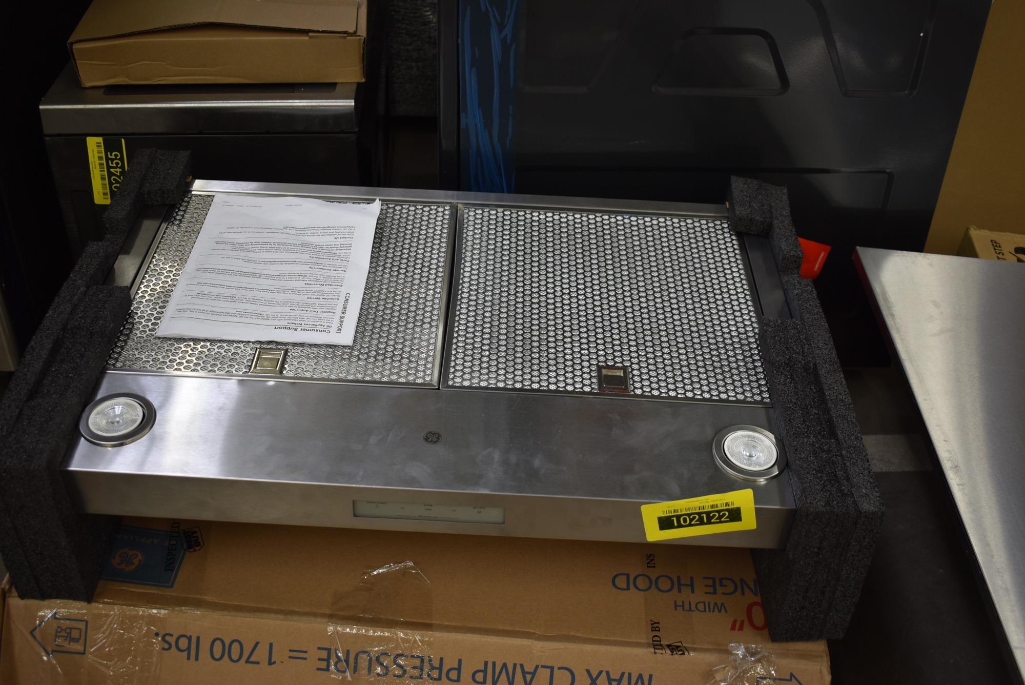GE PVX7300SJSS 30