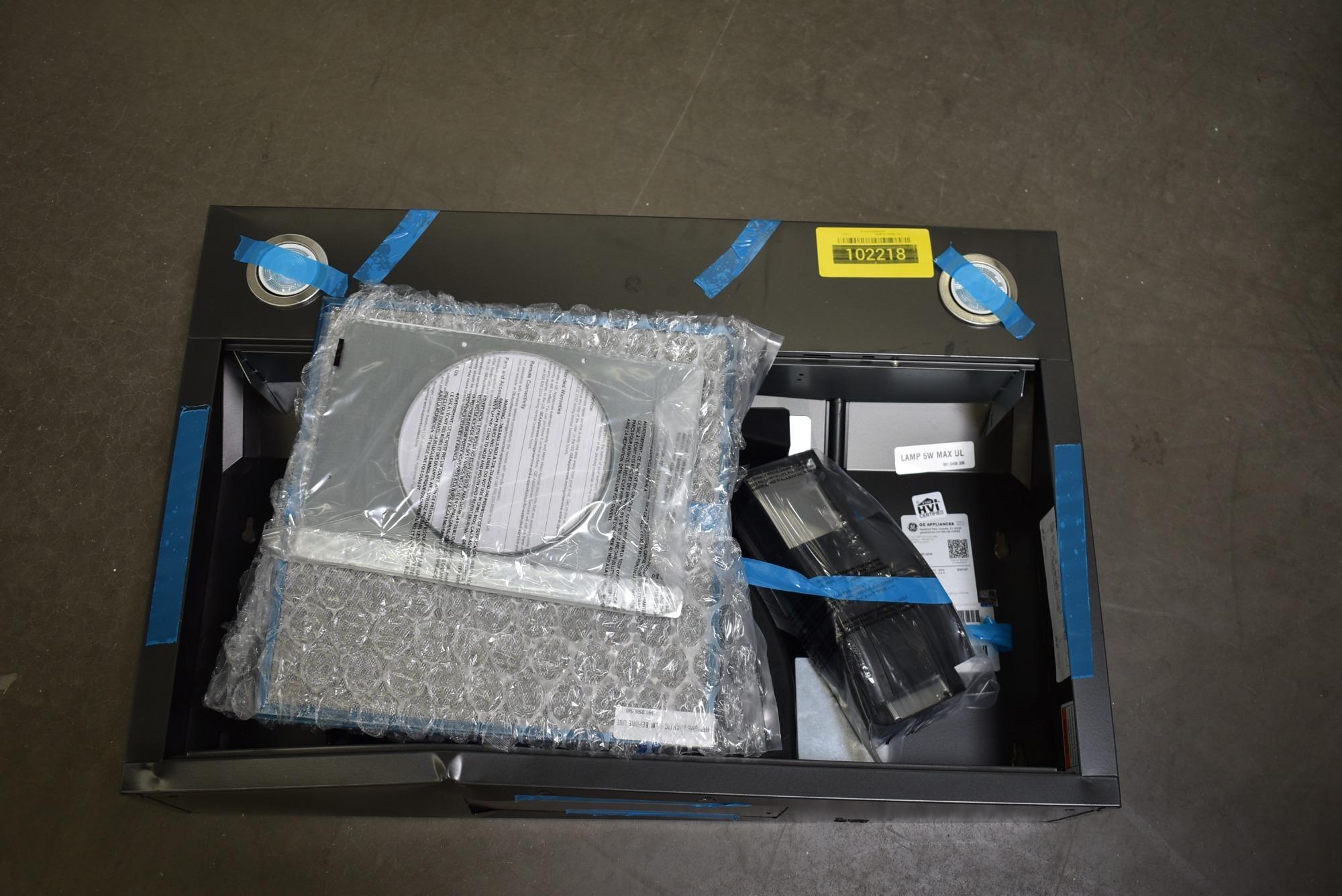 GE PVX7300FJDS 30