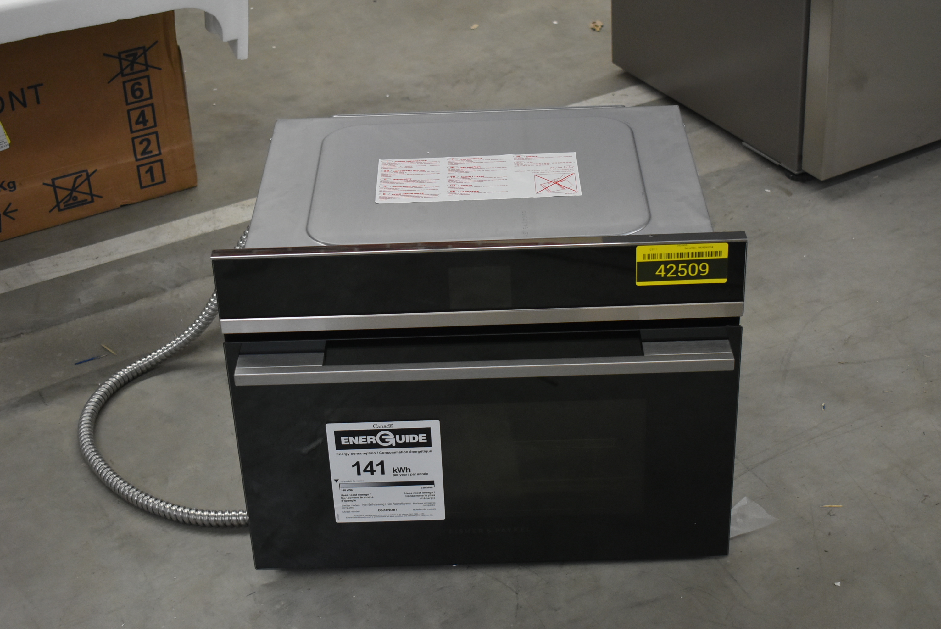 Fisher Paykel OS24NDB1 24