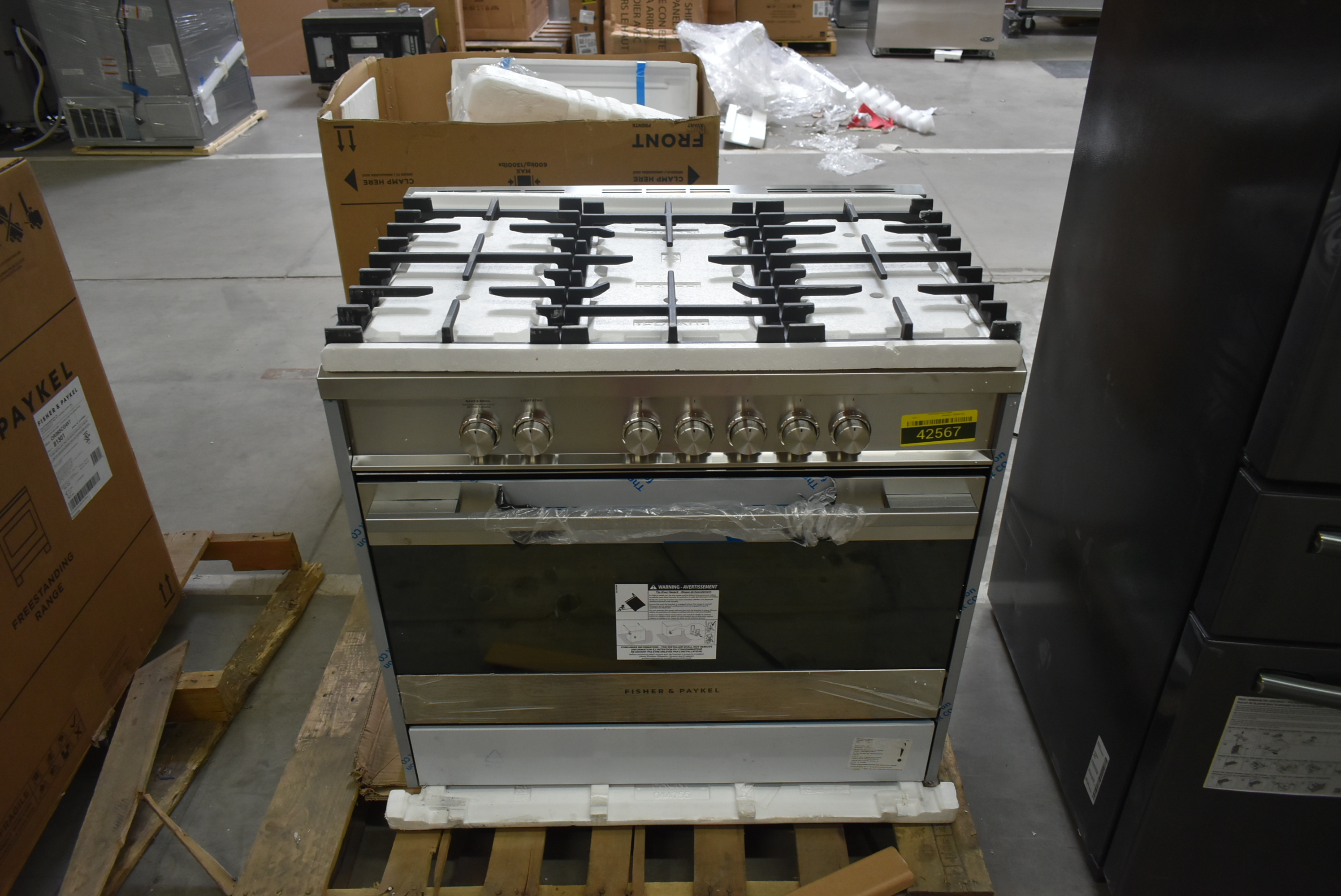 Fisher Paykel OR36SDG4X1 36