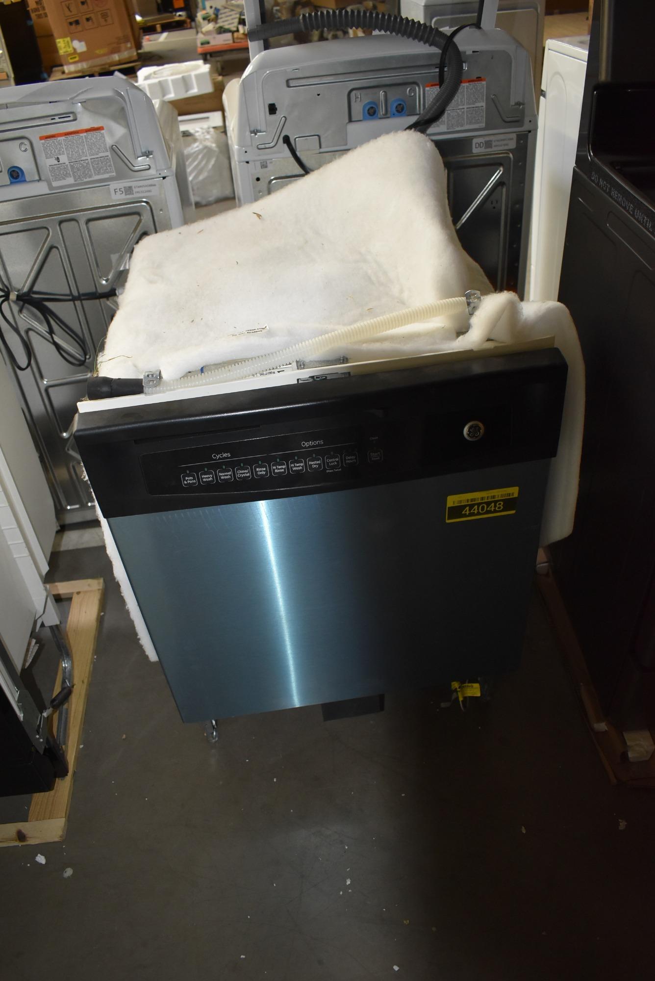GE GSD4060KSS 24