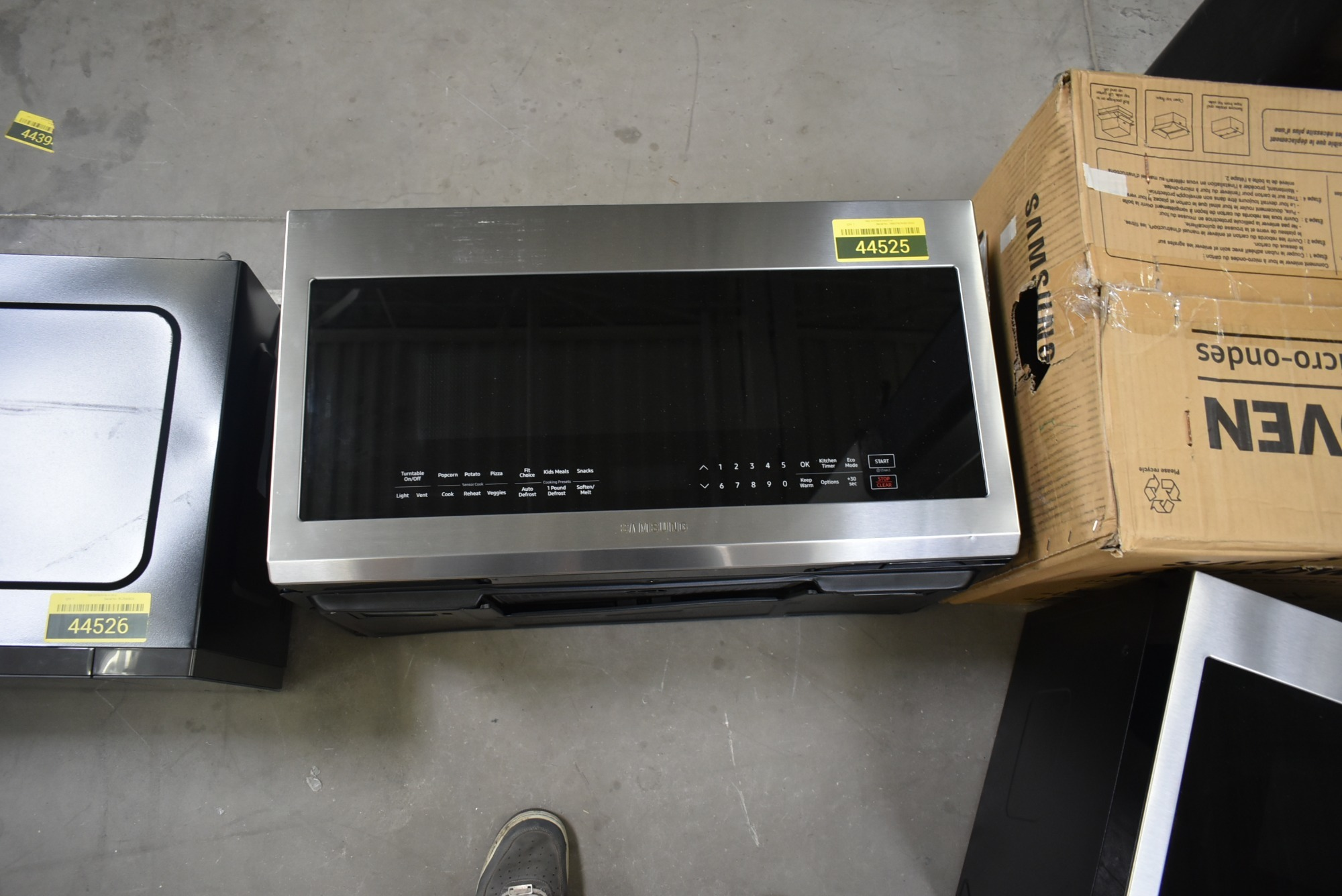 Samsung ME21M706BAS 30
