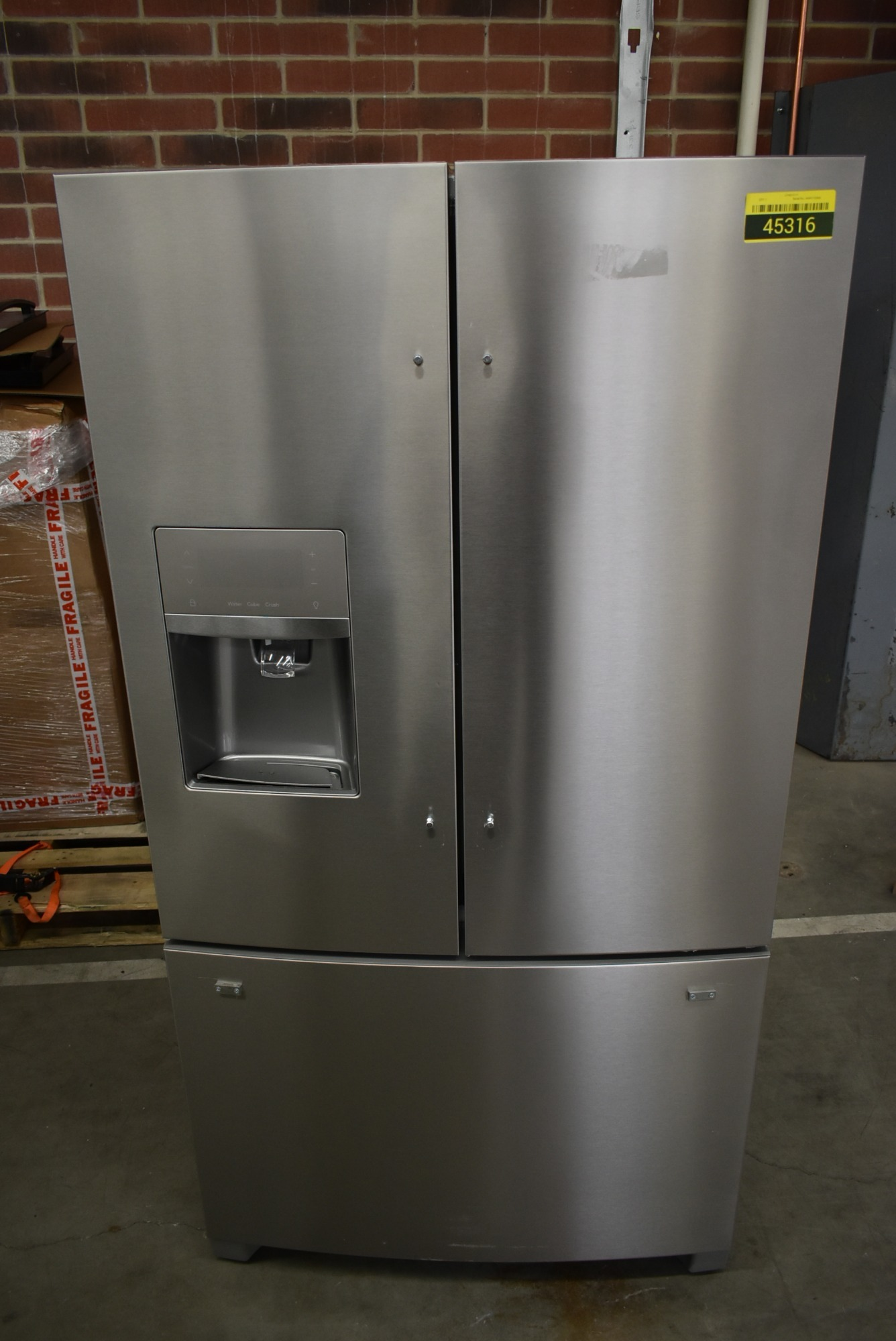 Frigidaire Lfhb2751tf 36 Quot Stainless French Door