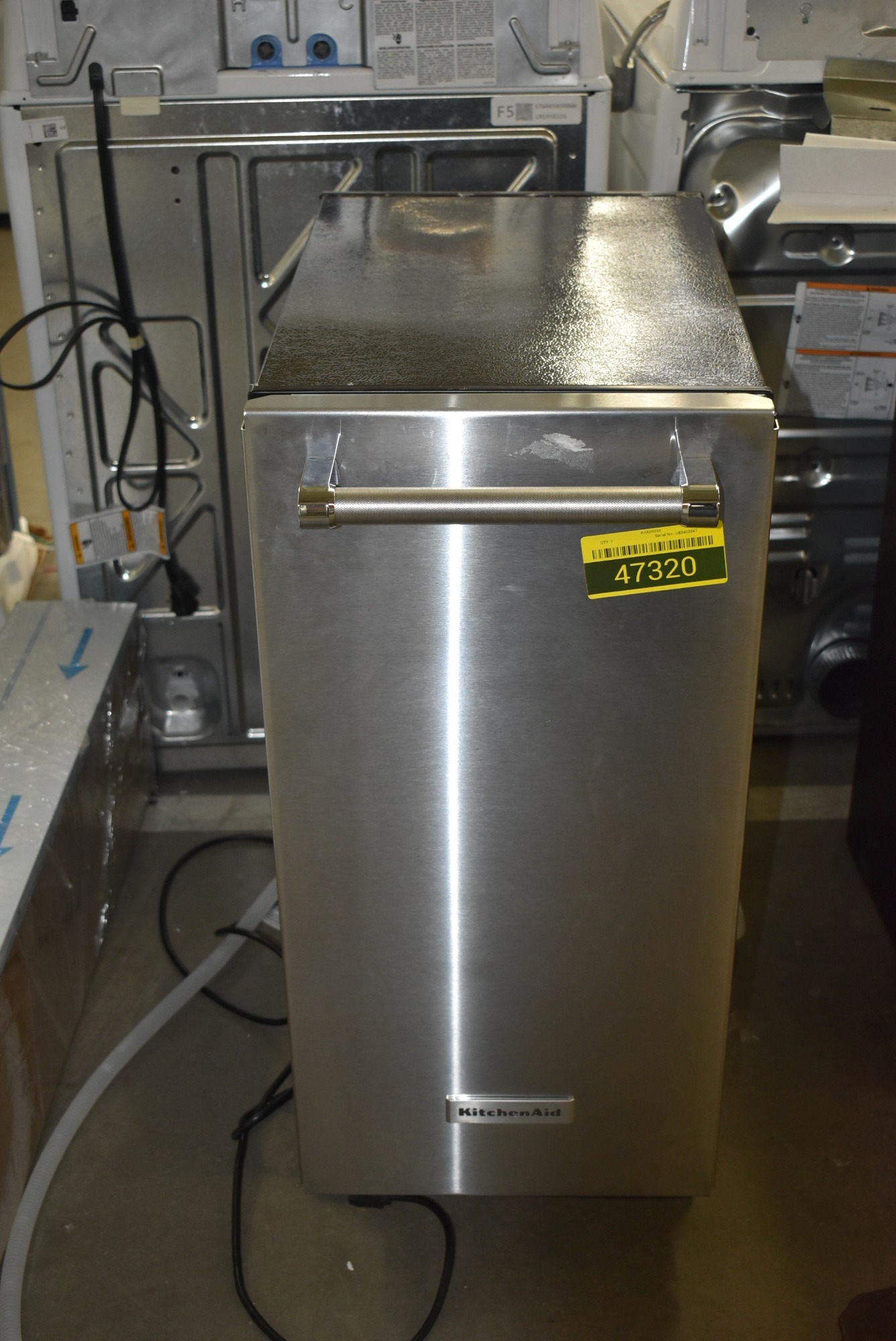 KitchenAid KUIX505ESS 15