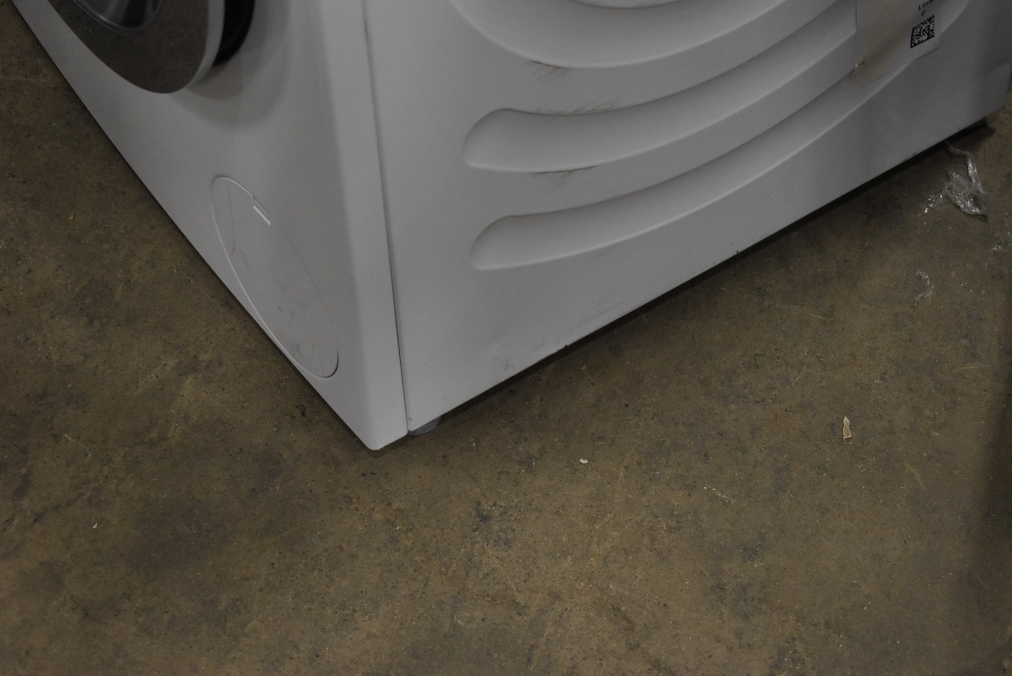 Bosch Wat28402uc 24 Quot White Front Load Washer Nob 48128 Mad