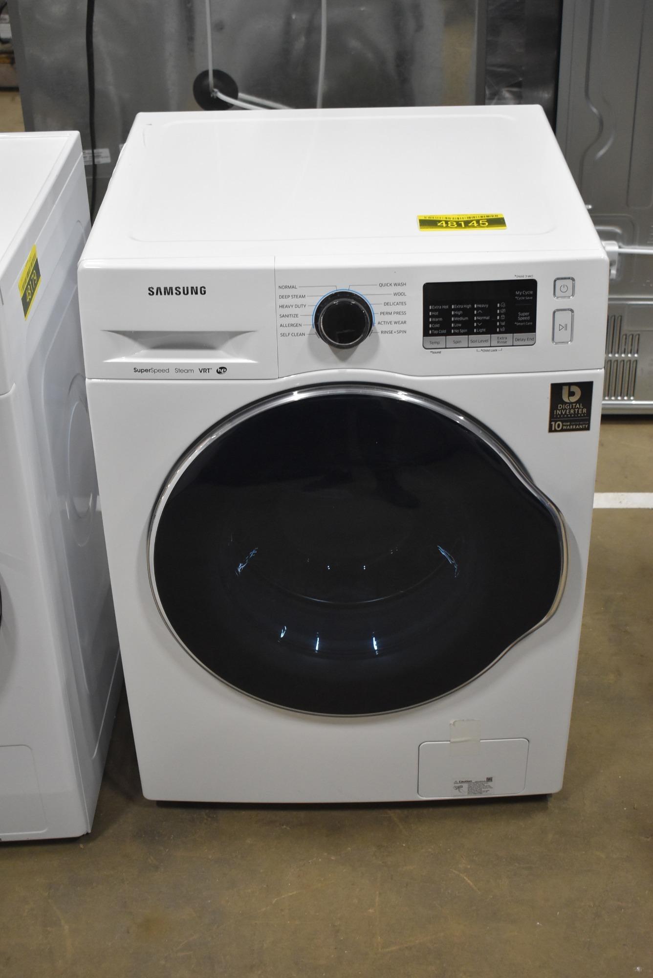 Samsung WW22K6800AW 24