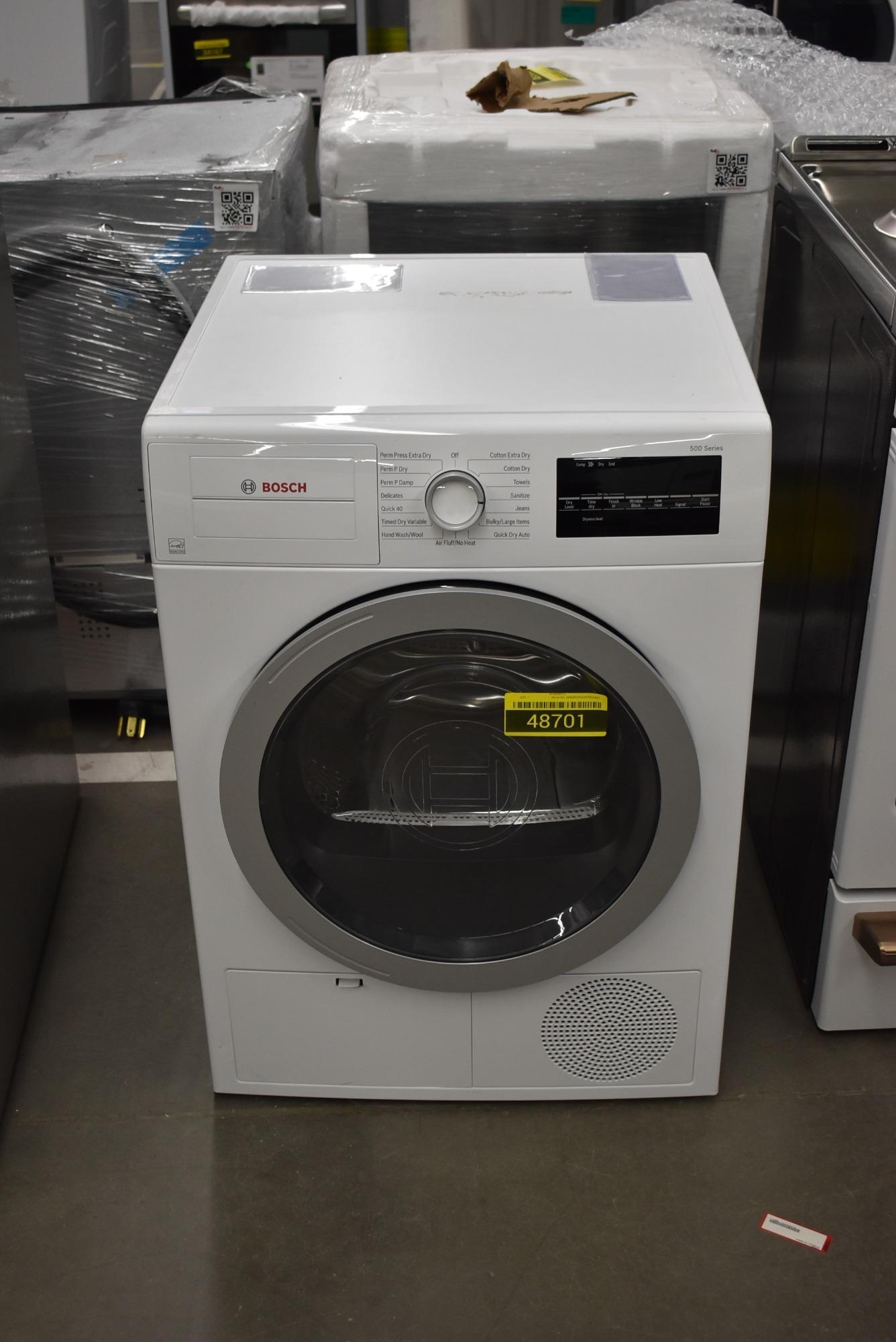 Bosch WTG86401UC 24