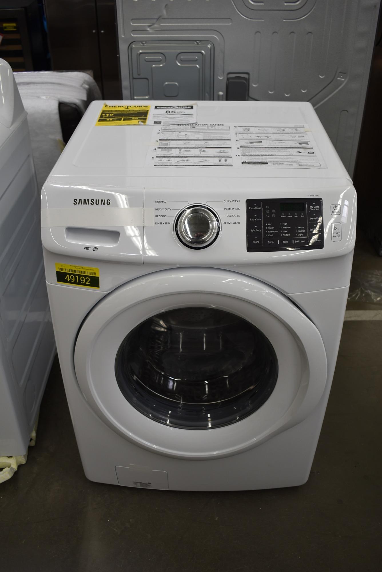 Samsung WF42H5000AW 27