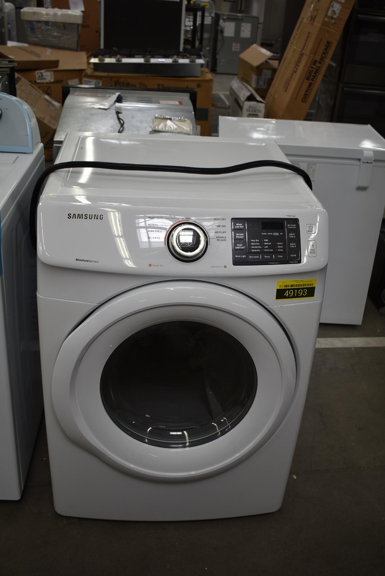Samsung DV42H5000EW 27