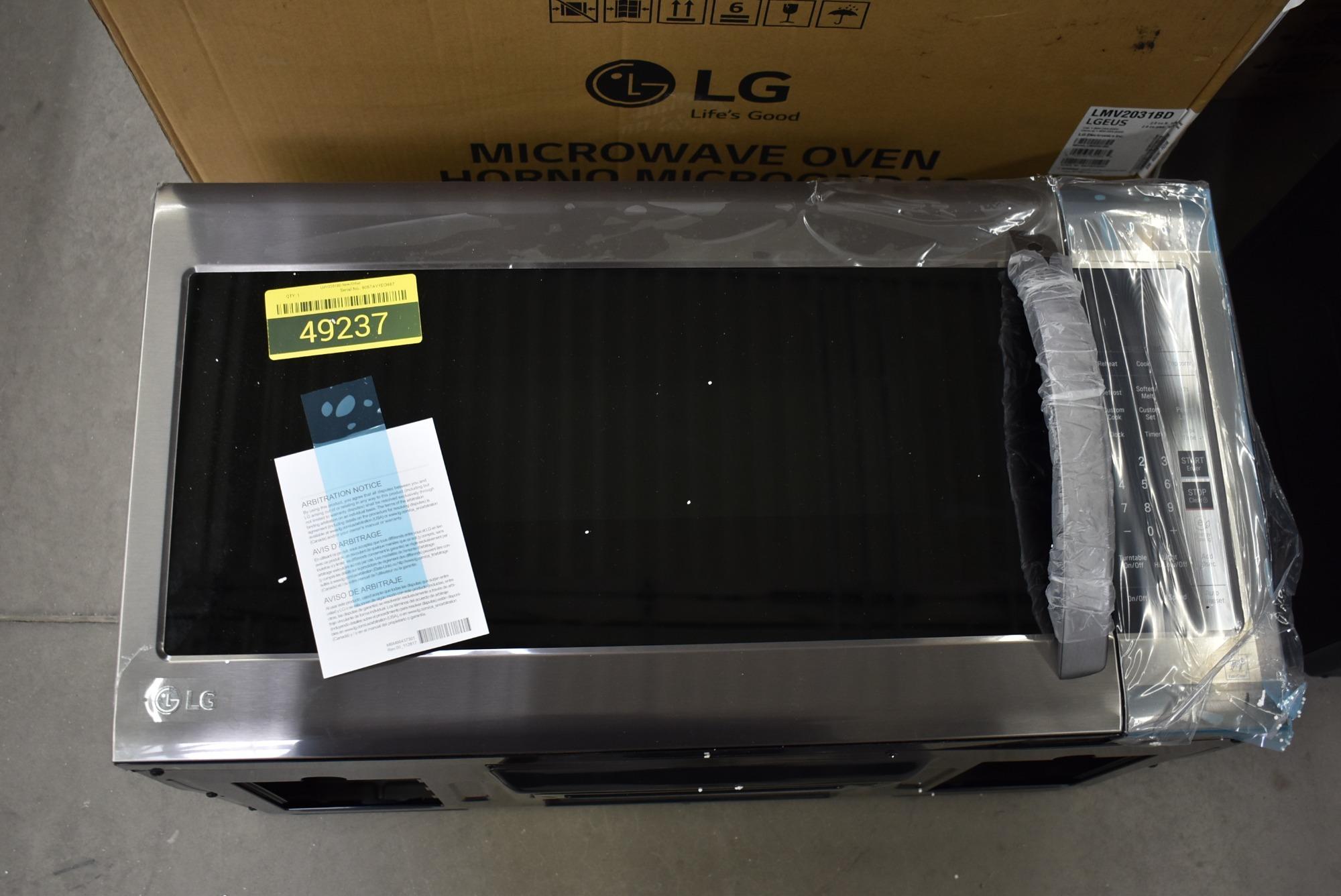 LG LMV2031BD 30