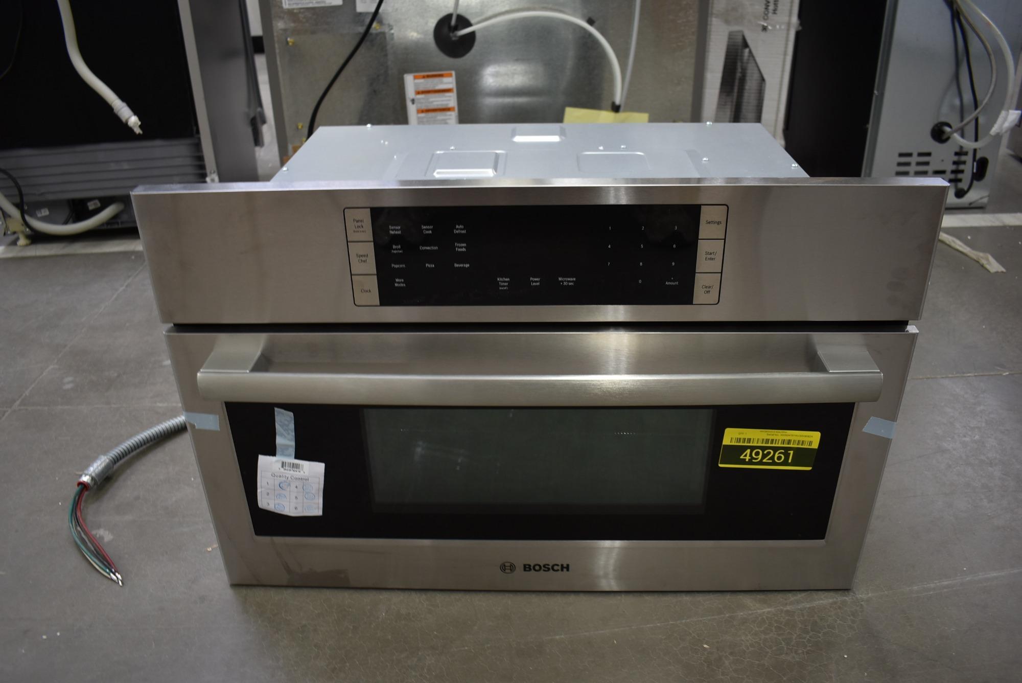Bosch HMC80252UC 30