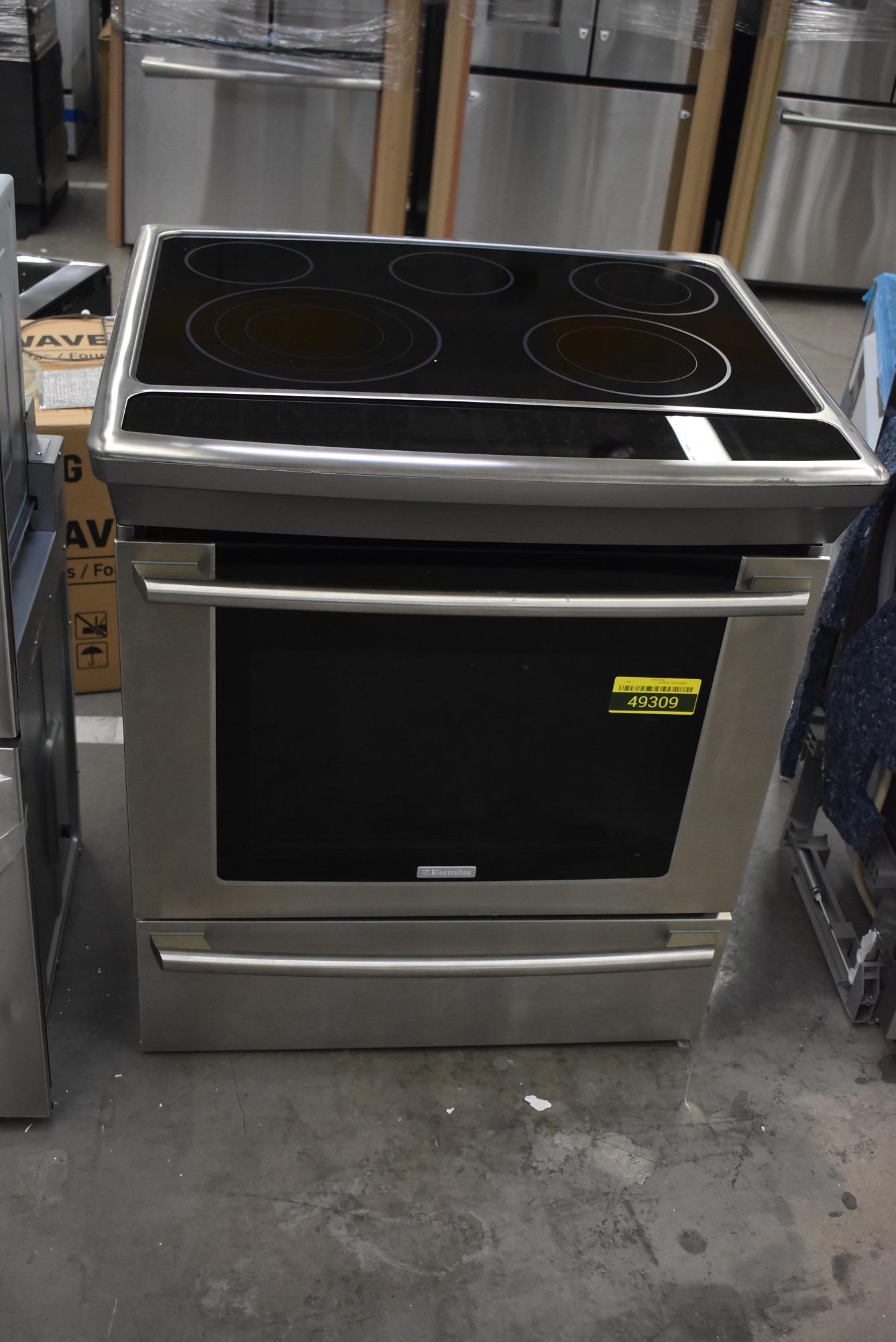 Electrolux EW30ES80RS 30