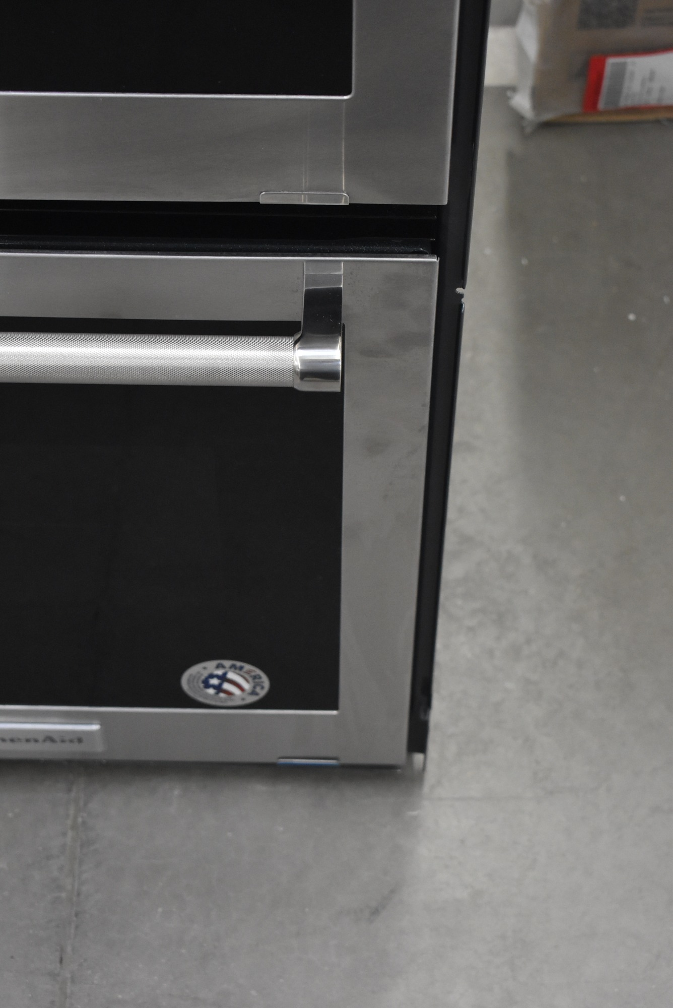 Kodc304ess Kodc304ess 24 Stainless Double Convection Wall Oven Kitchen Aid Kodc304ess Kodc304ess Combination Microwave Wall Ovens
