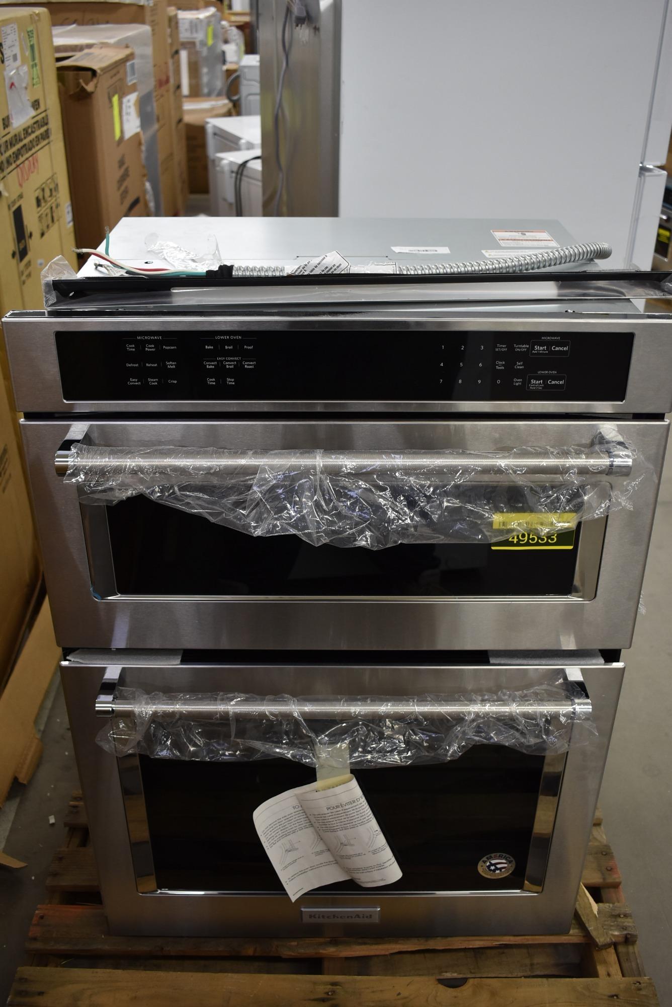 KitchenAid KOCE500ESS 30