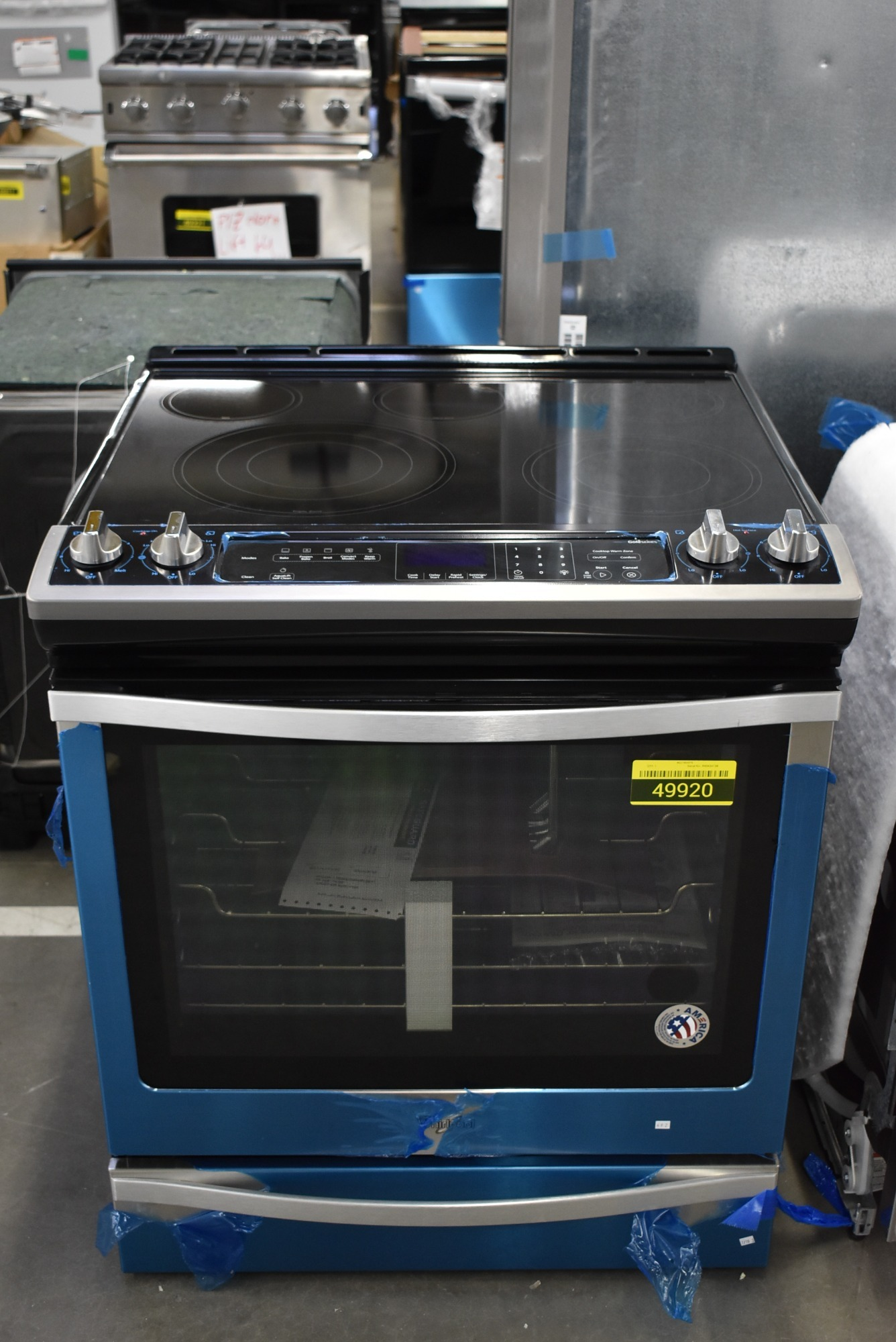 Whirlpool WEE745H0FS 30
