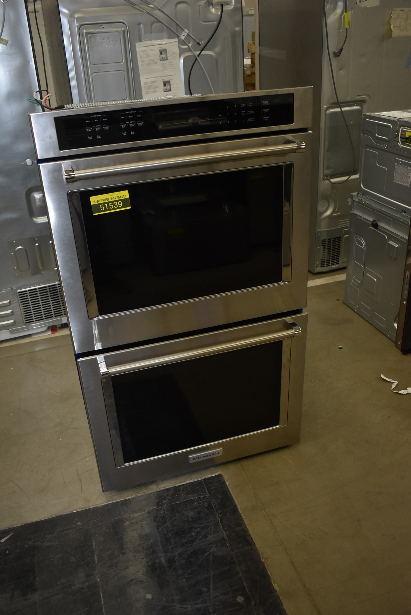 KitchenAid KODE500ESS 30