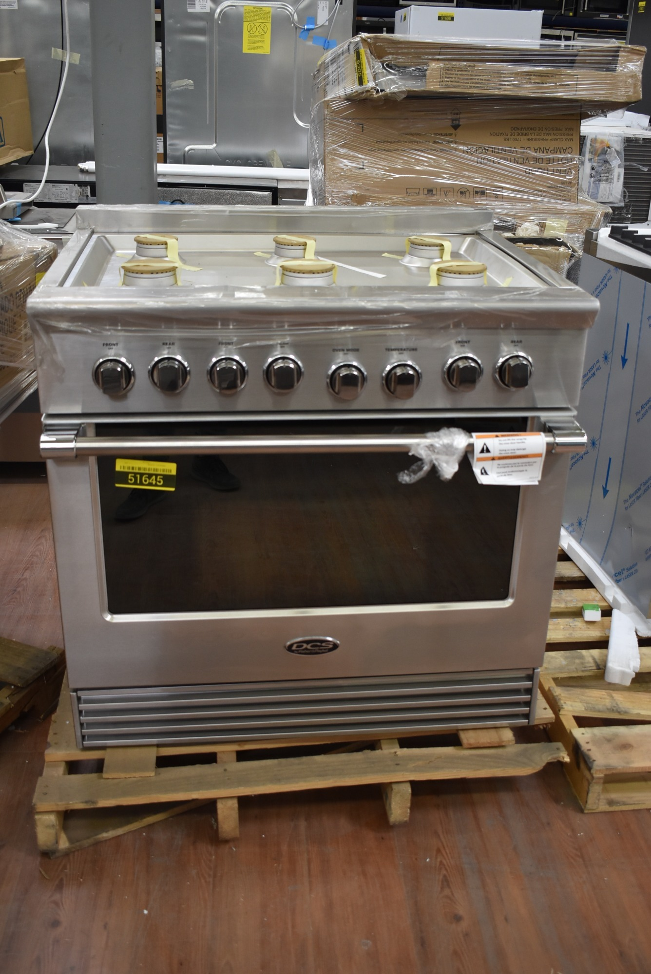 Fisher Paykel DCS RGV2366N 36