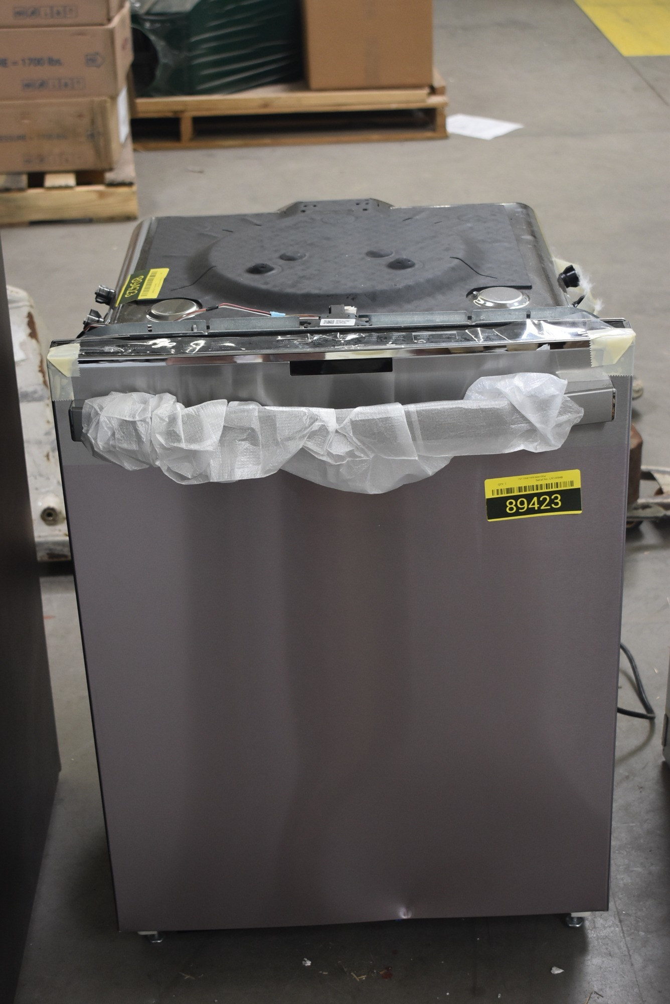 GE PDT755SYNFS 24