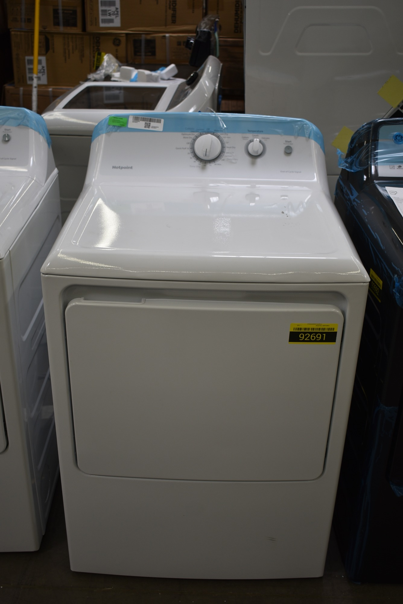 Hotpoint HTX24EASKWS 27
