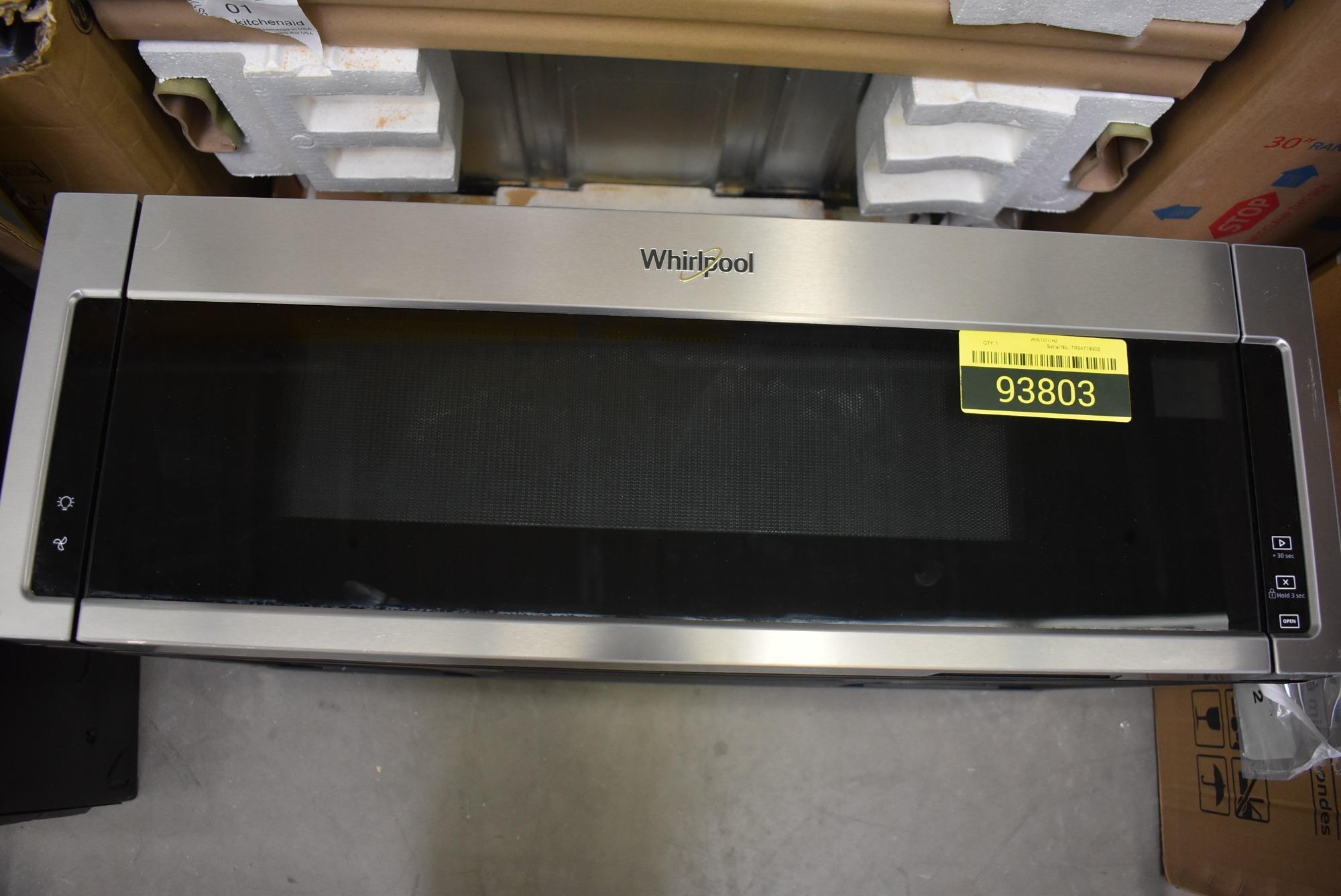 Whirlpool WML75011HZ 30