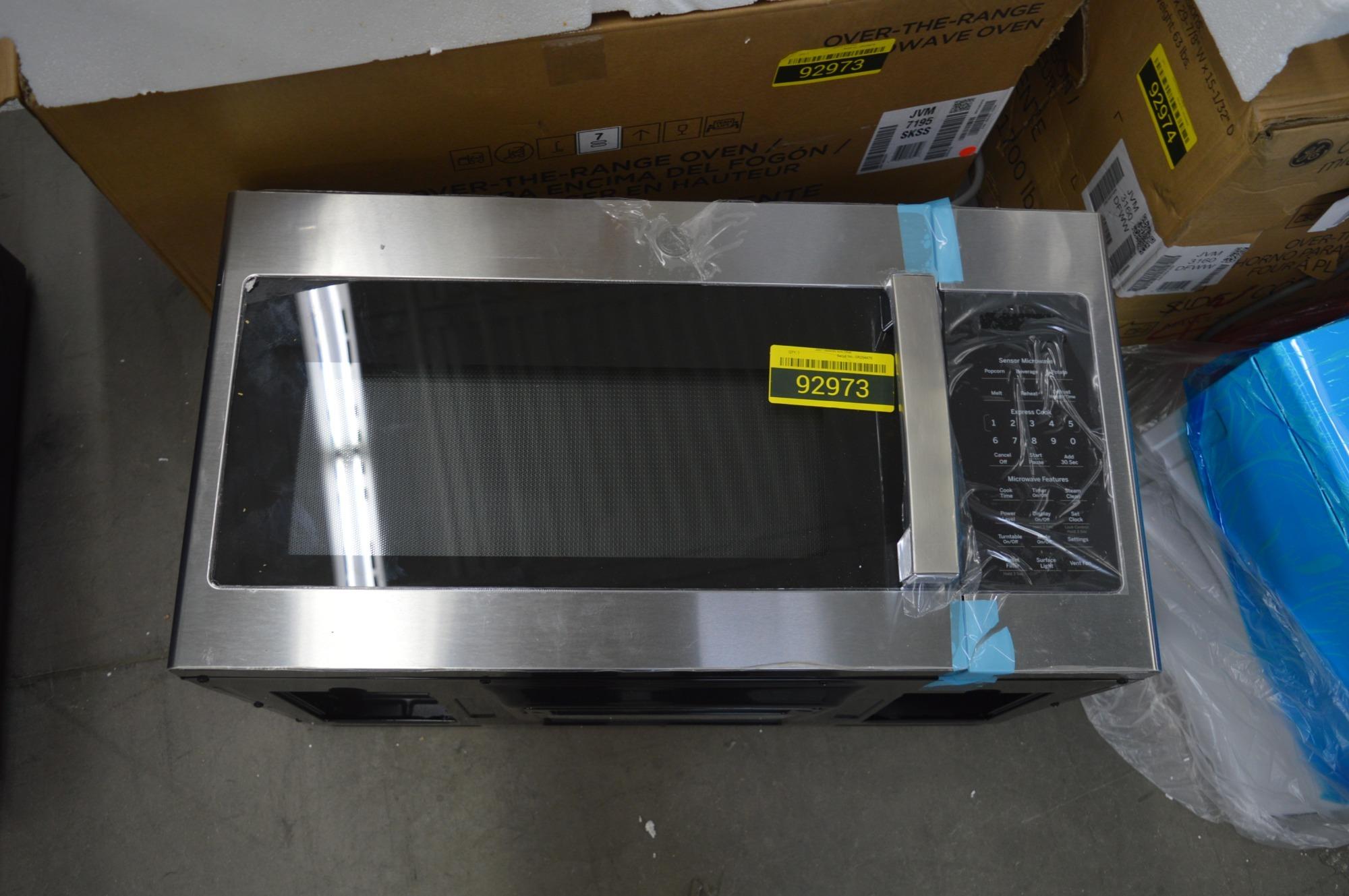 GE JVM7195SKSS 30