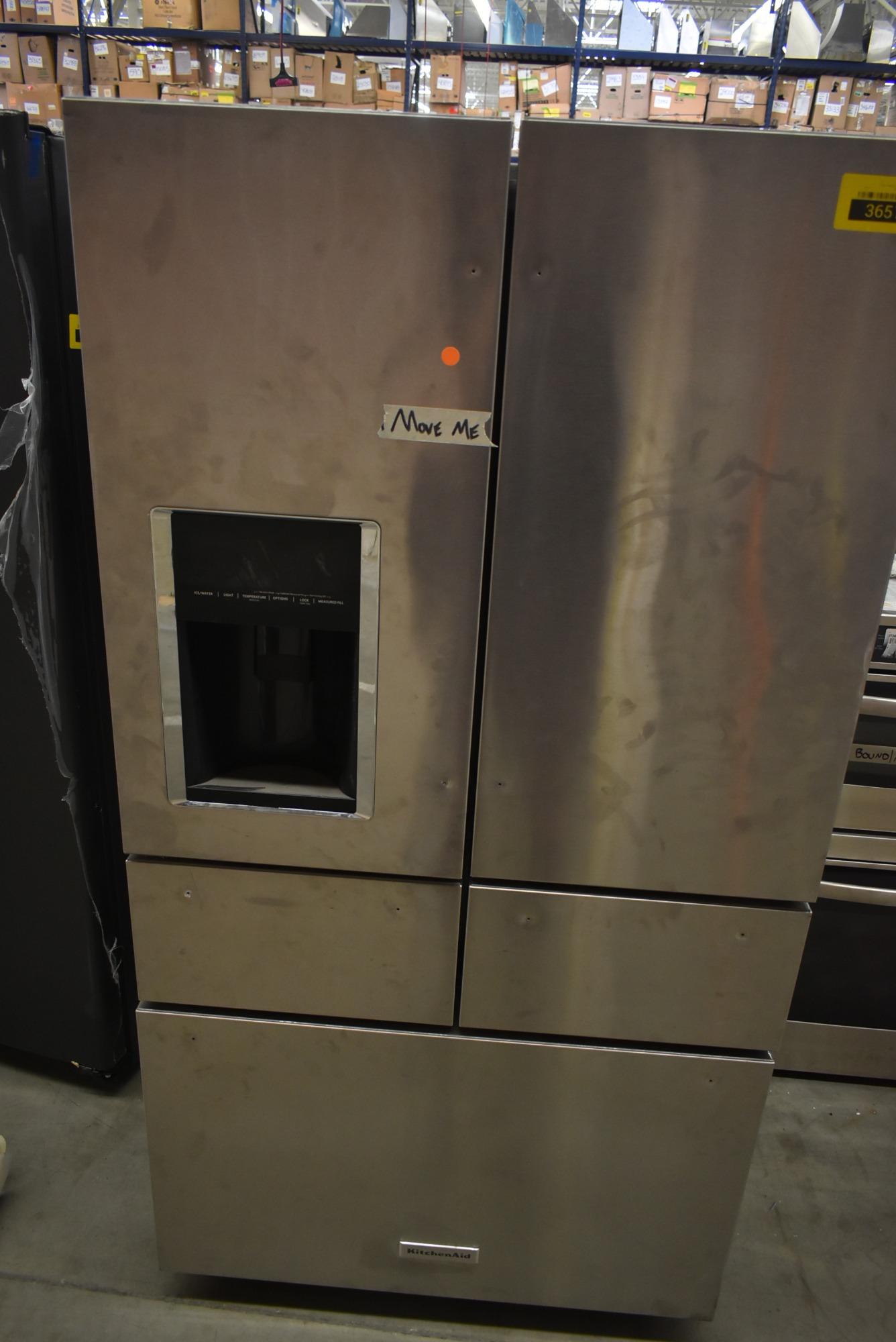 KitchenAid KRMF706ESS 36
