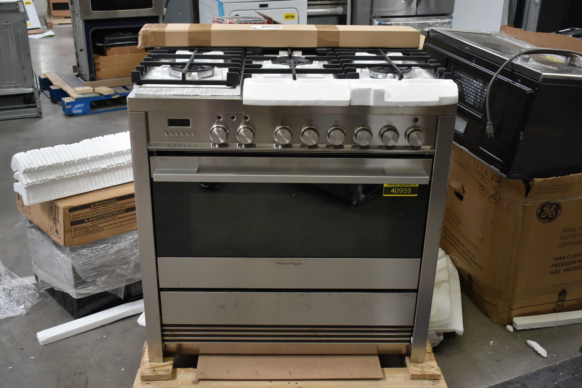 Fisher Paykel OR36SDPWGX1 36