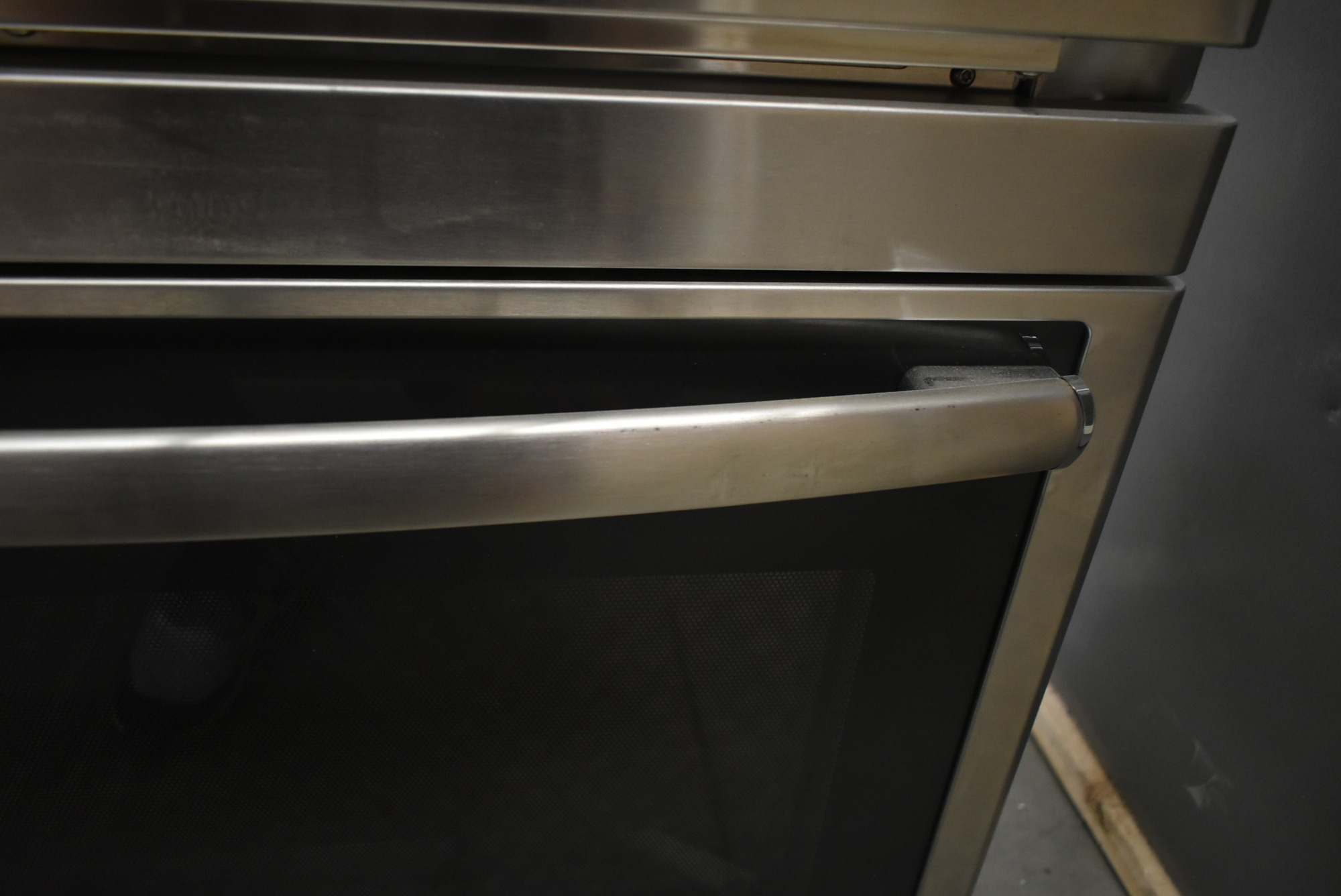Ge Jt3800shss 30 Quot Stainless Microwave Combo Wall Oven Nob
