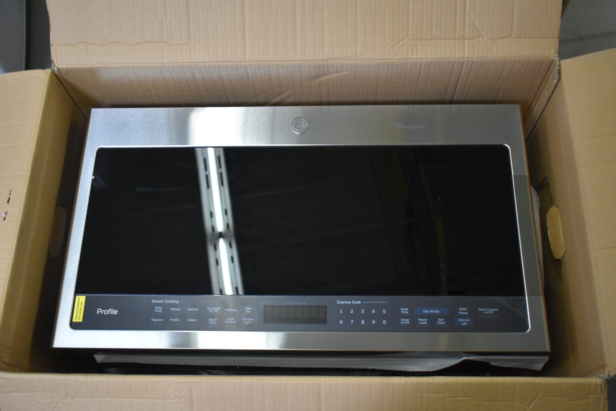 GE PVM9005SJSS 30